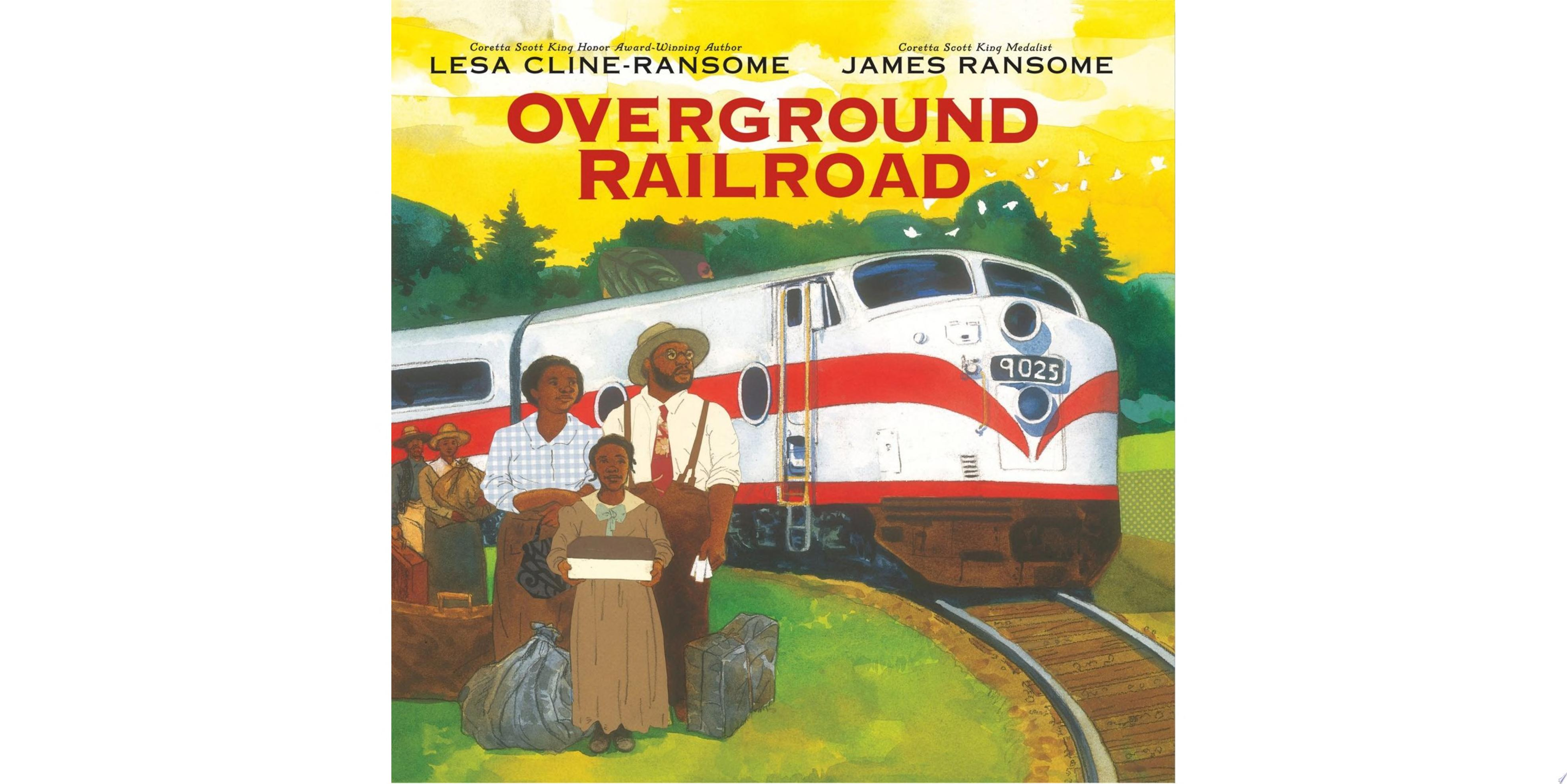"Image for ""Overground Railroad"""