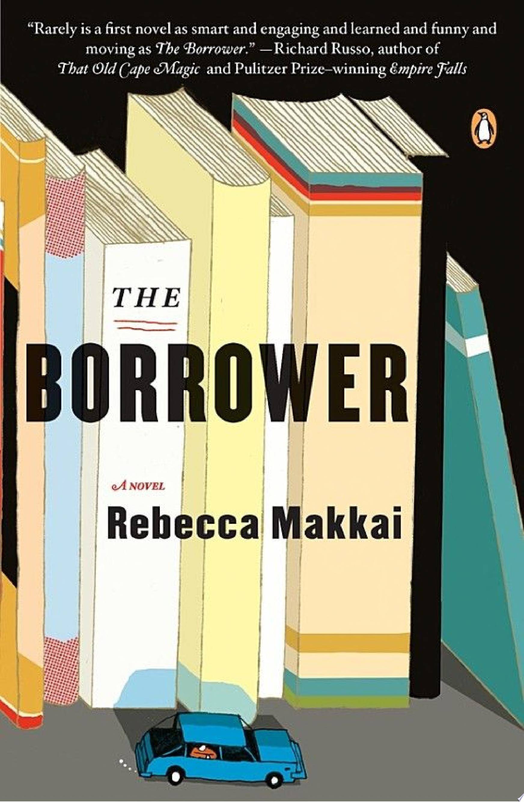"Image for ""The Borrower"""