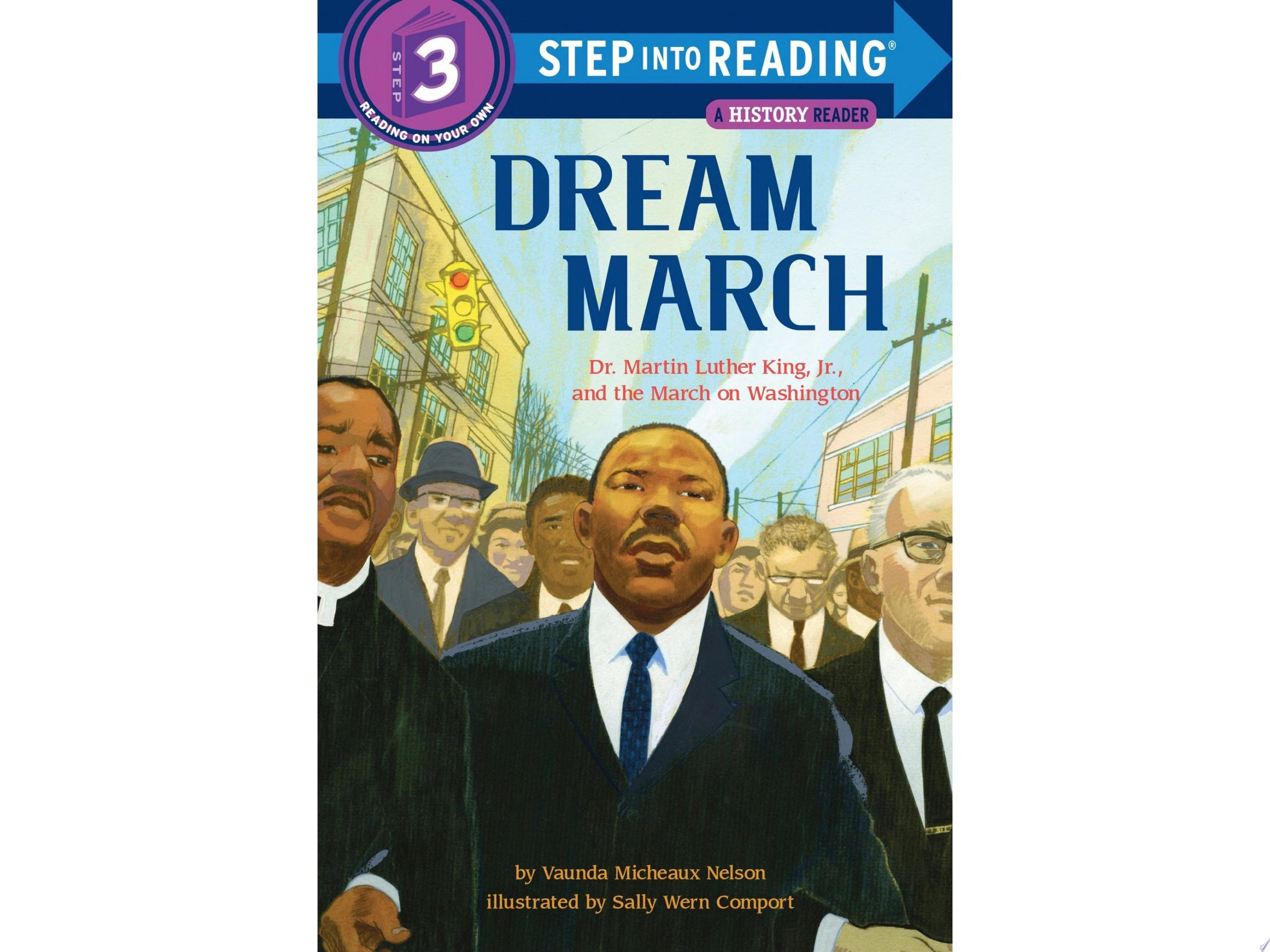 "Image for ""Dream March: Dr. Martin Luther King, Jr., and the March on Washington"""