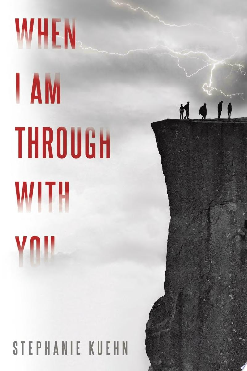 "Image for ""When I Am Through with You"""