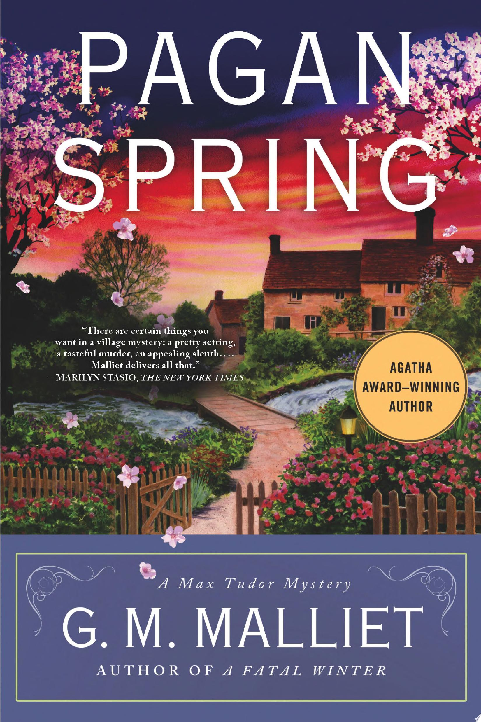 "Image for ""Pagan Spring"""