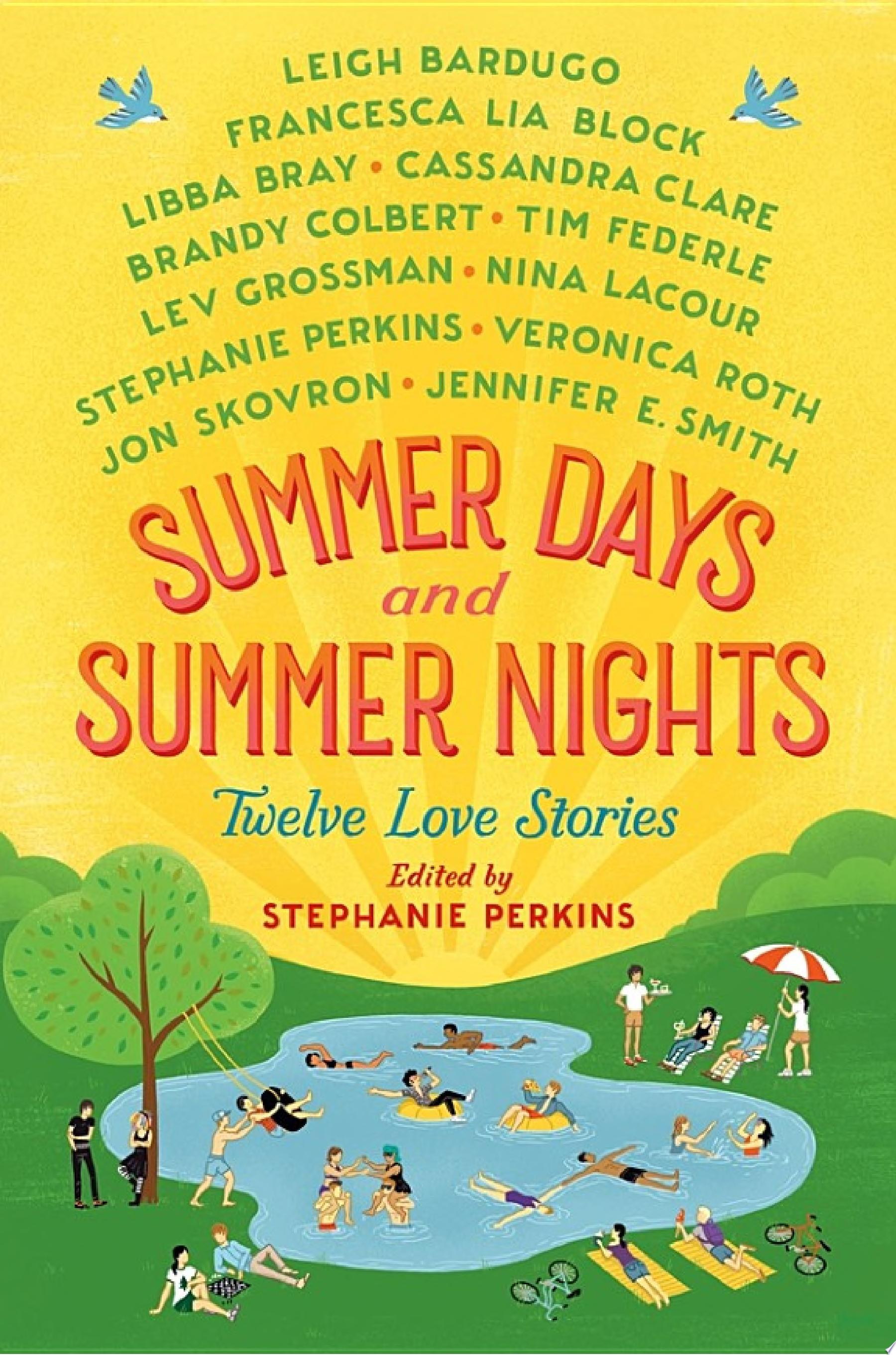 "Image for ""Summer Days and Summer Nights"""