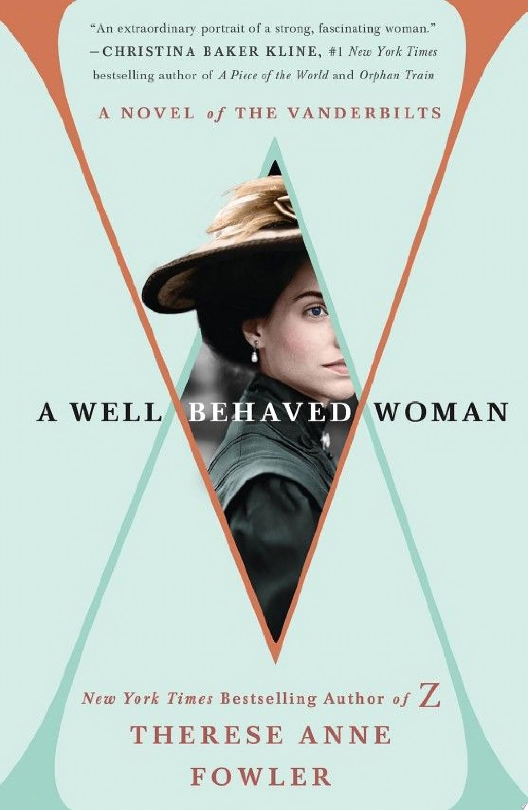 "Cover Image for ""A Well-Behaved Woman"""