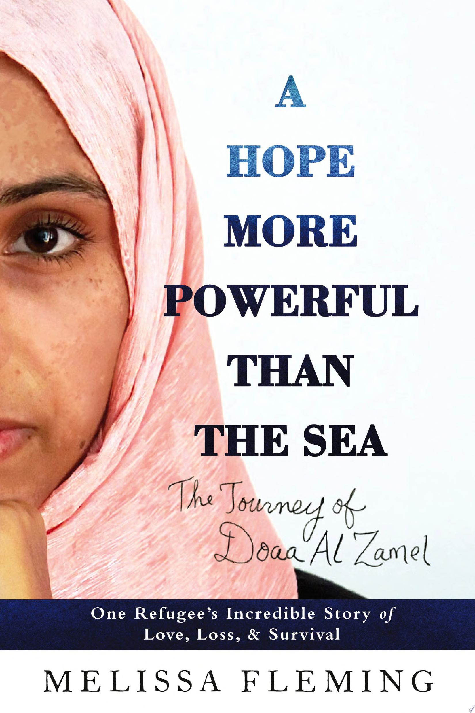 "Image for ""A Hope More Powerful Than the Sea"""