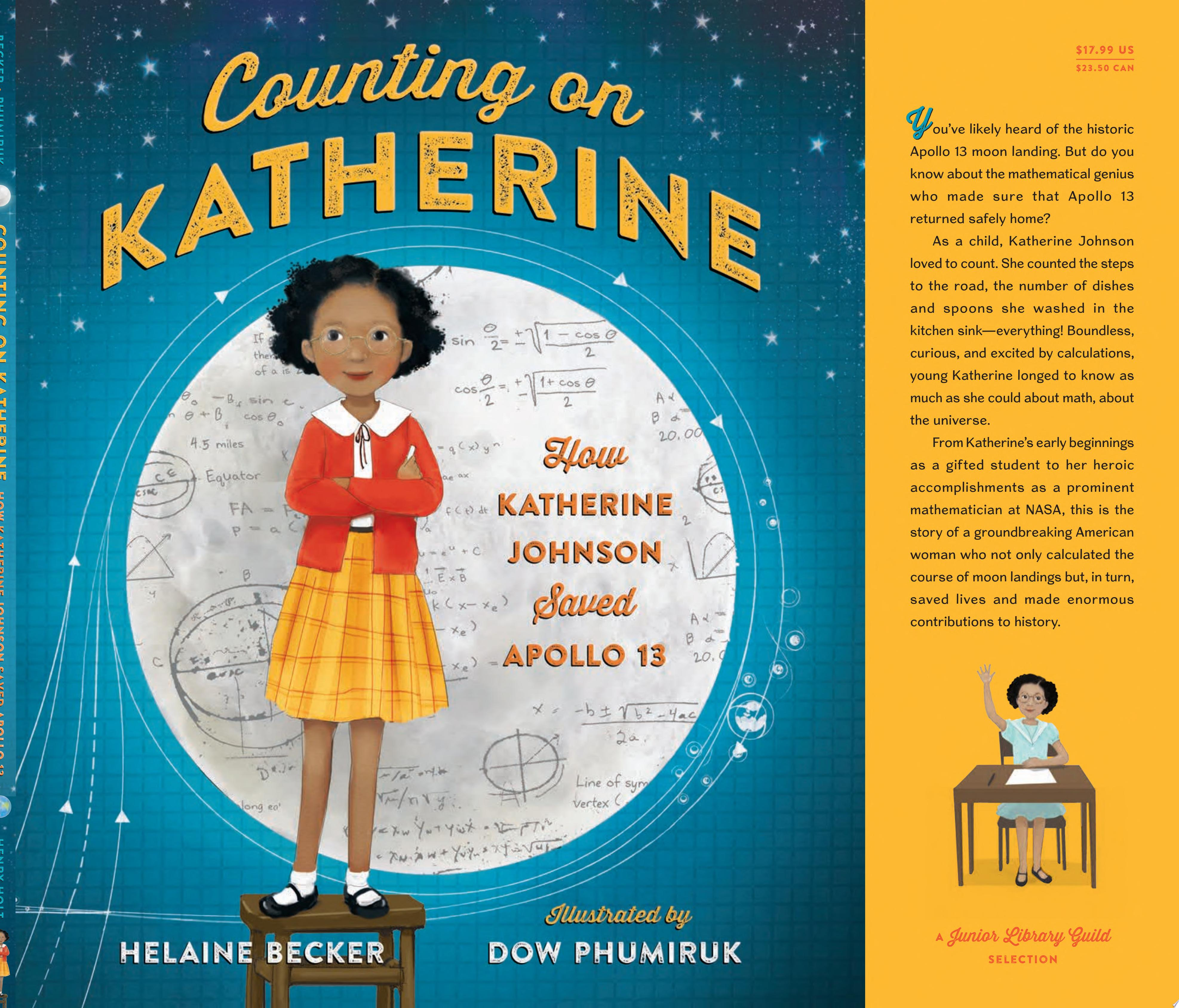 "Image for ""Counting on Katherine: How Katherine Johnson Saved Apollo 13"""