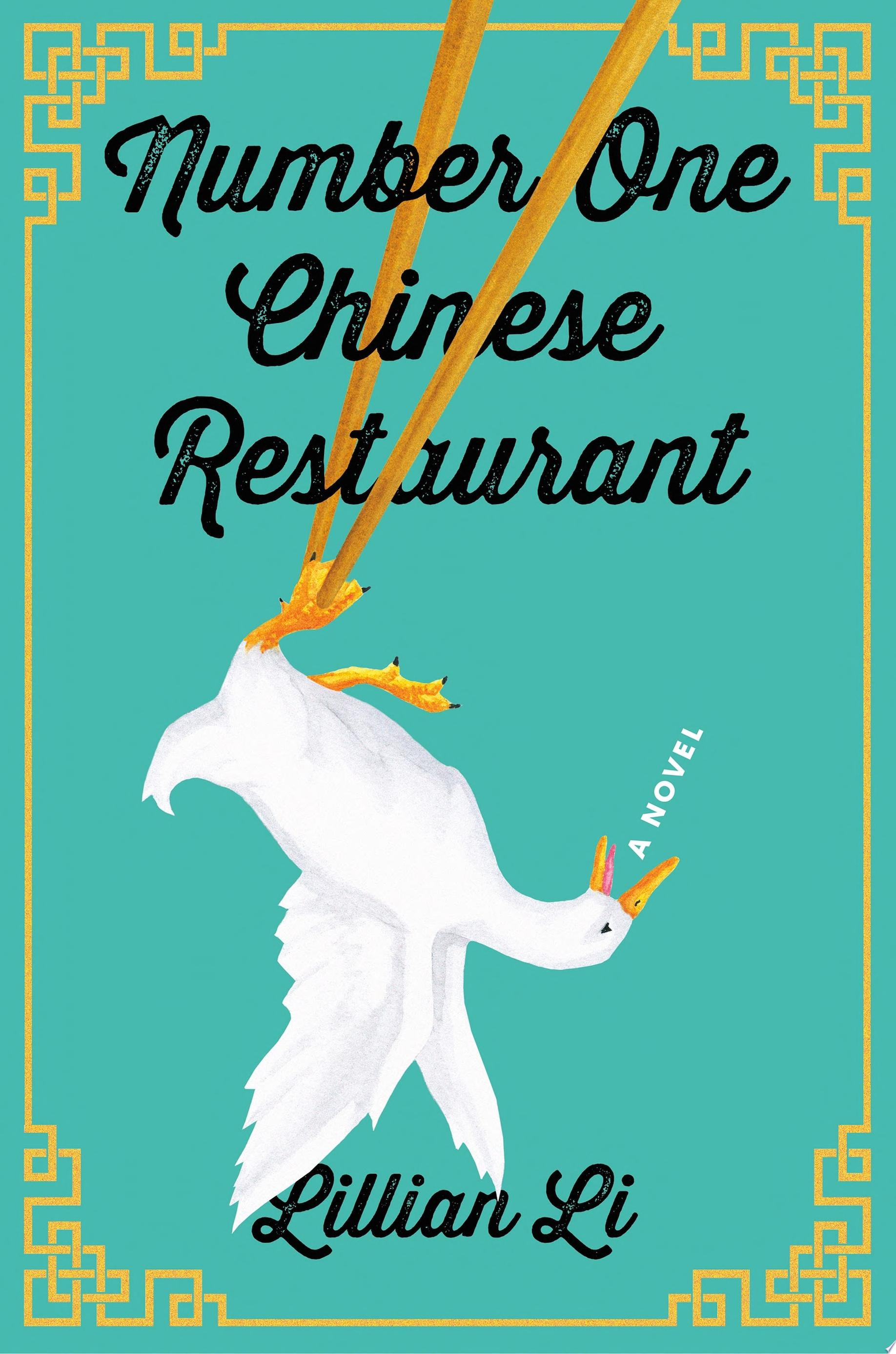 "Cover Image for ""Number One Chinese Restaurant"""