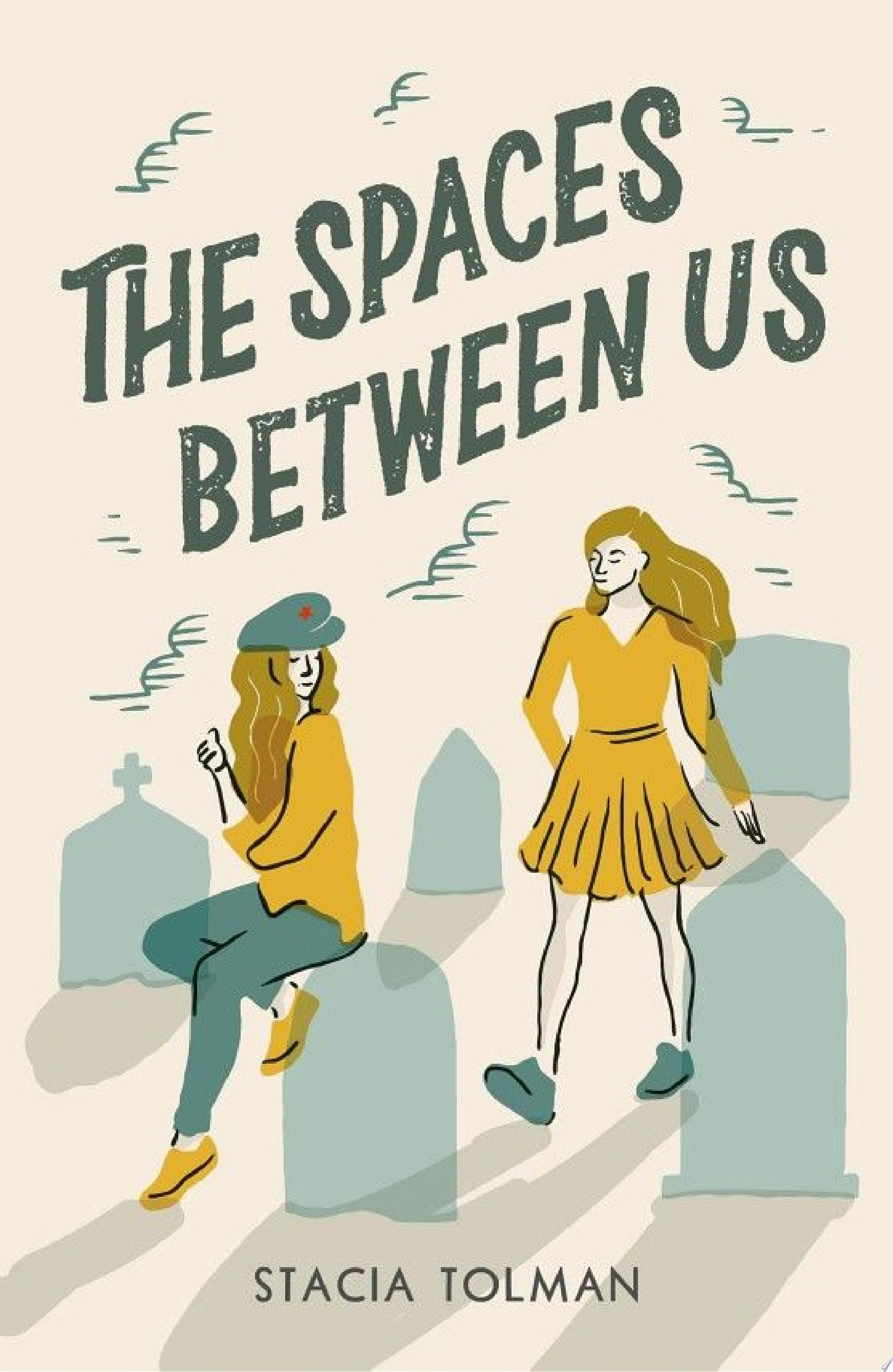 "Image for ""The Spaces Between Us"""