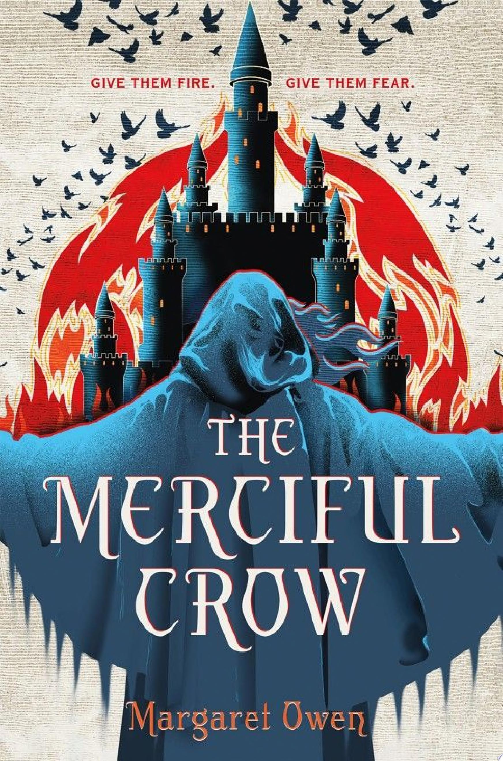 "Image for ""The Merciful Crow"""