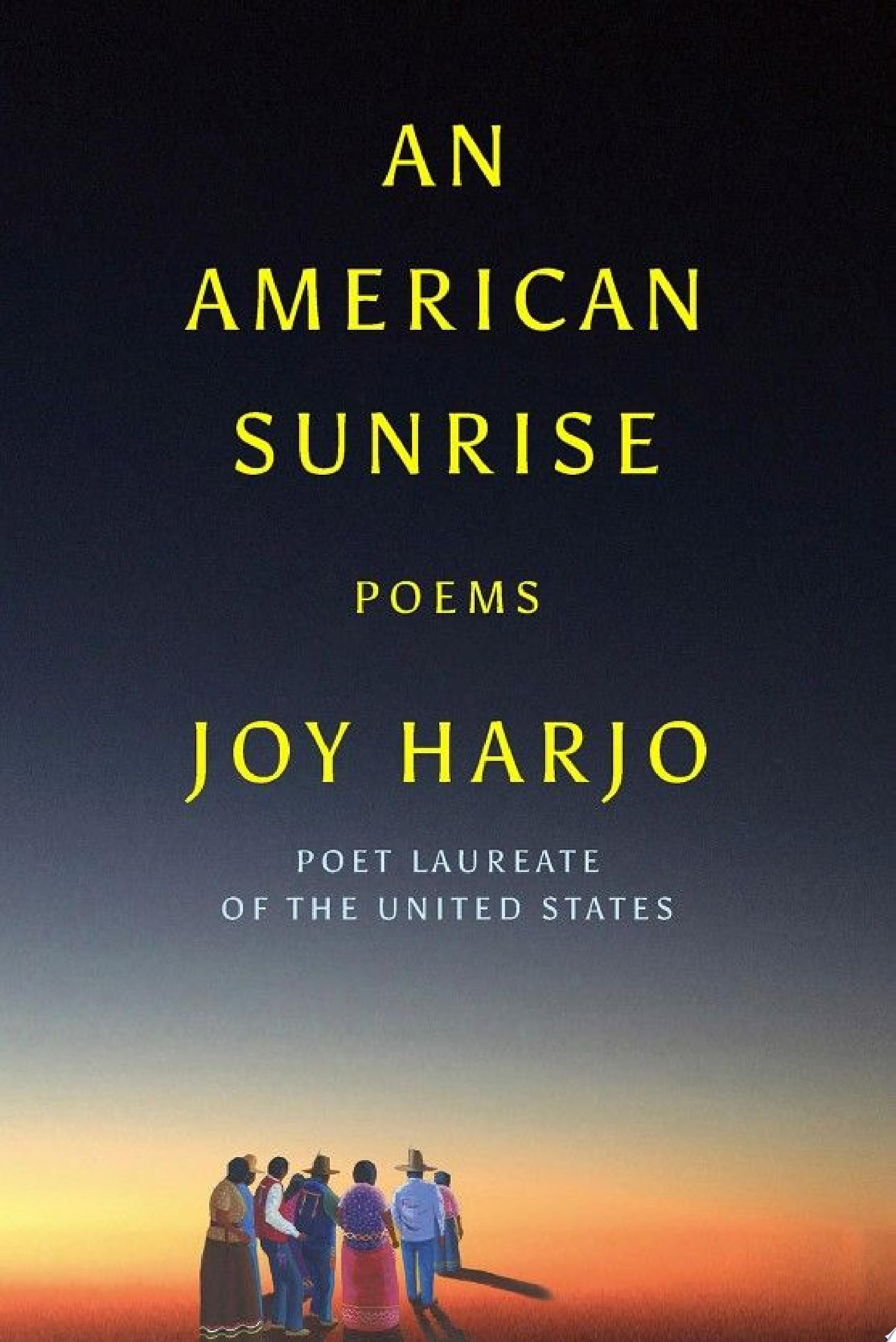 "Cover Image for ""An American Sunrise: Poems"""