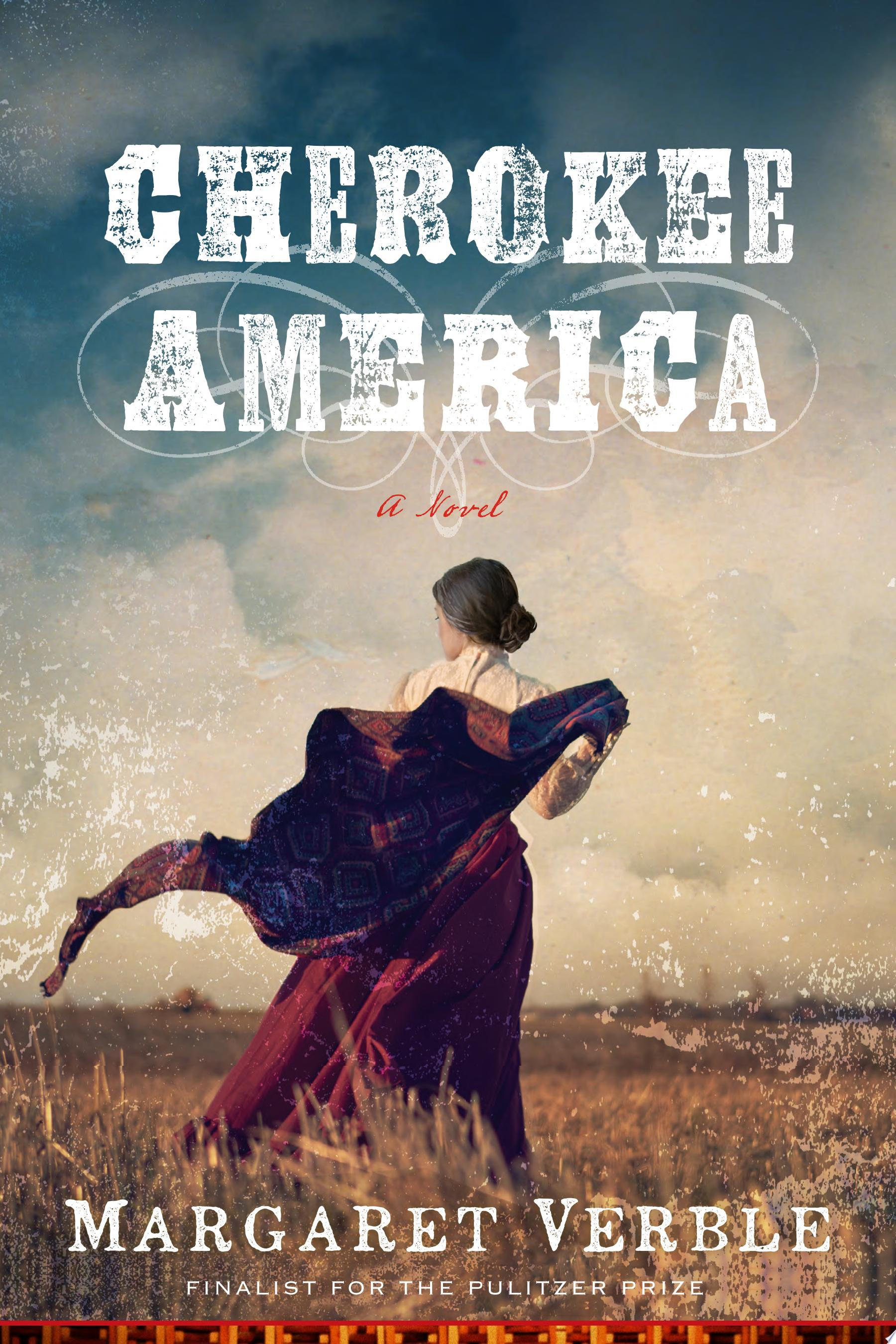 "Cover Image for ""Cherokee America"""