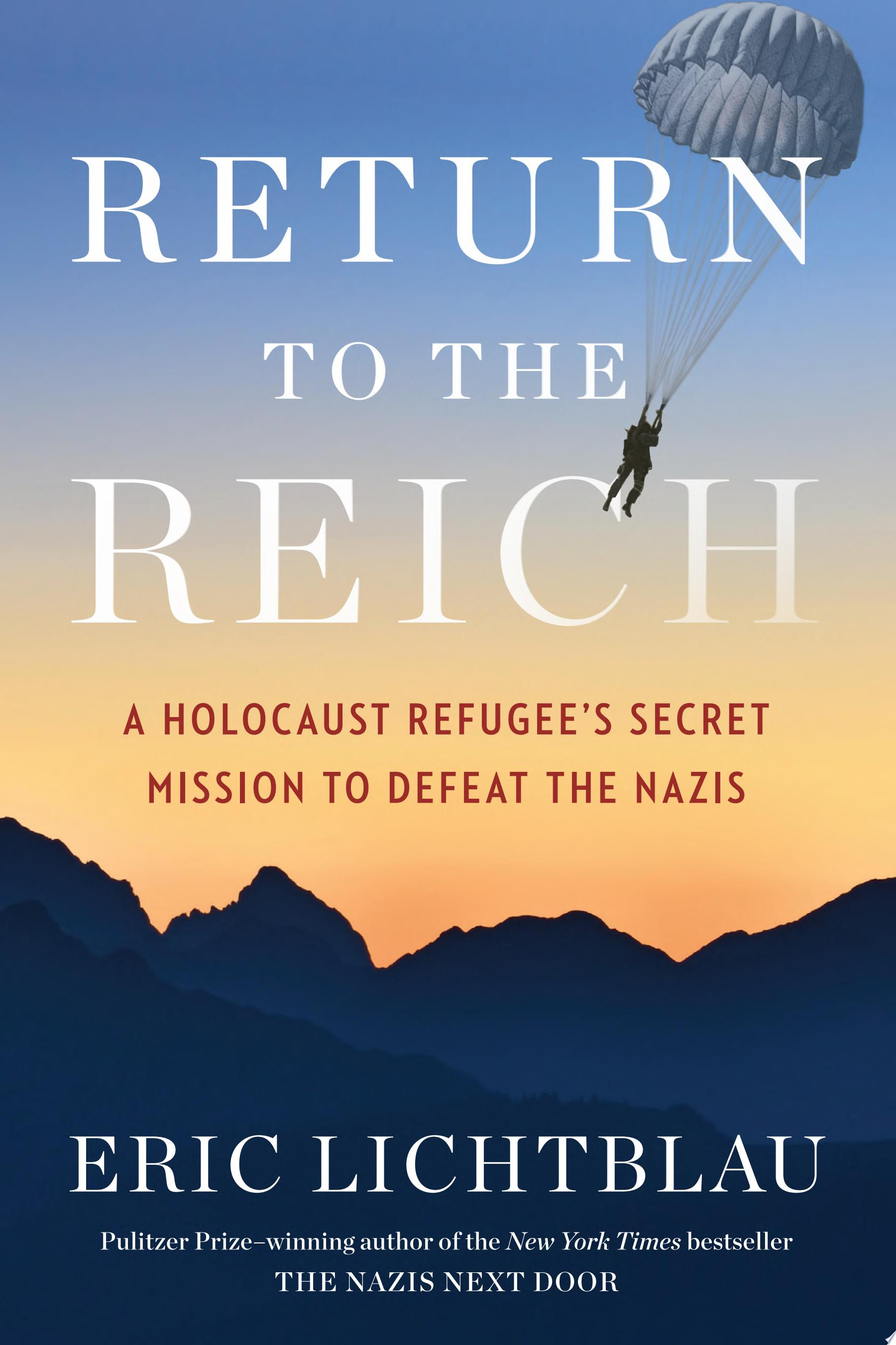 "Image for ""Return to the Reich"""