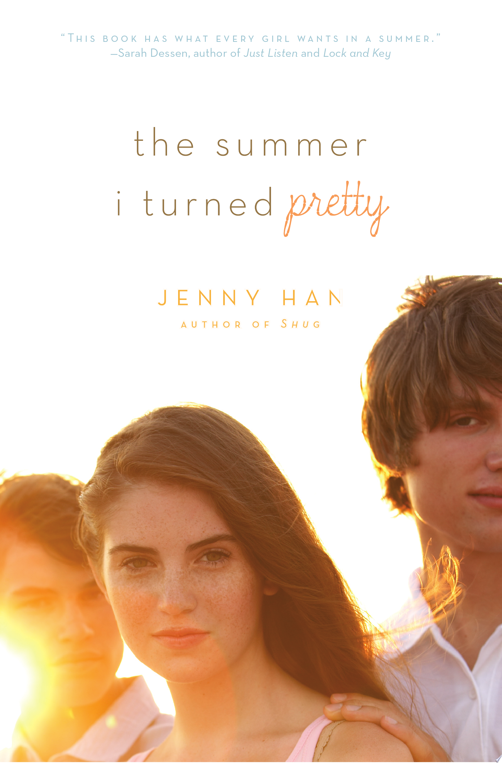 "Image for ""The Summer I Turned Pretty"""