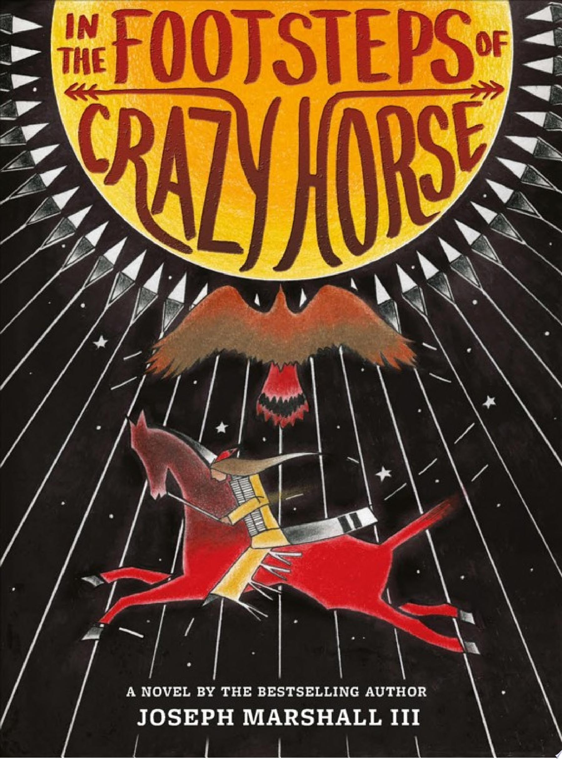 "Image for ""In the Footsteps of Crazy Horse"""
