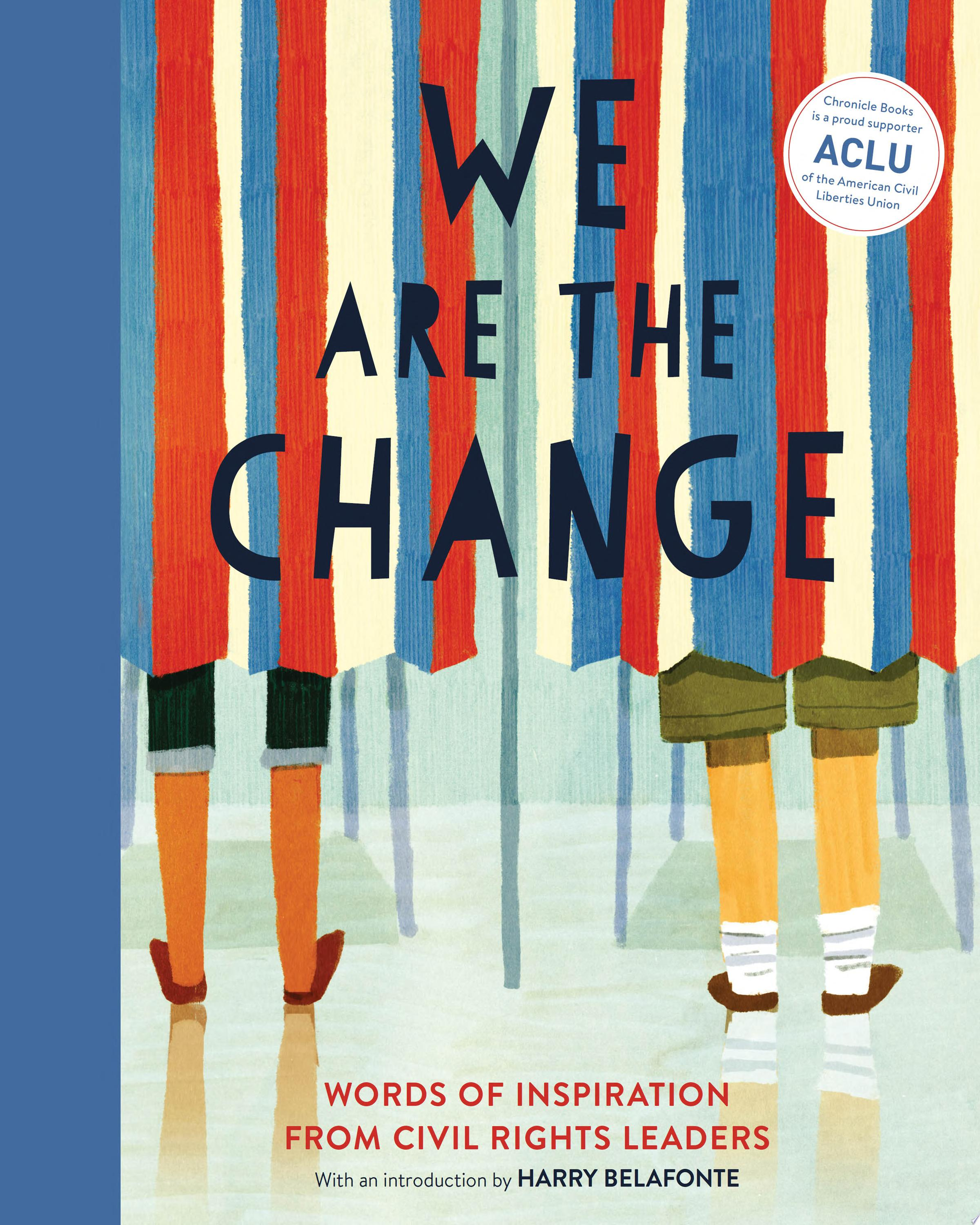 "Cover Image for ""We Are the Change"""
