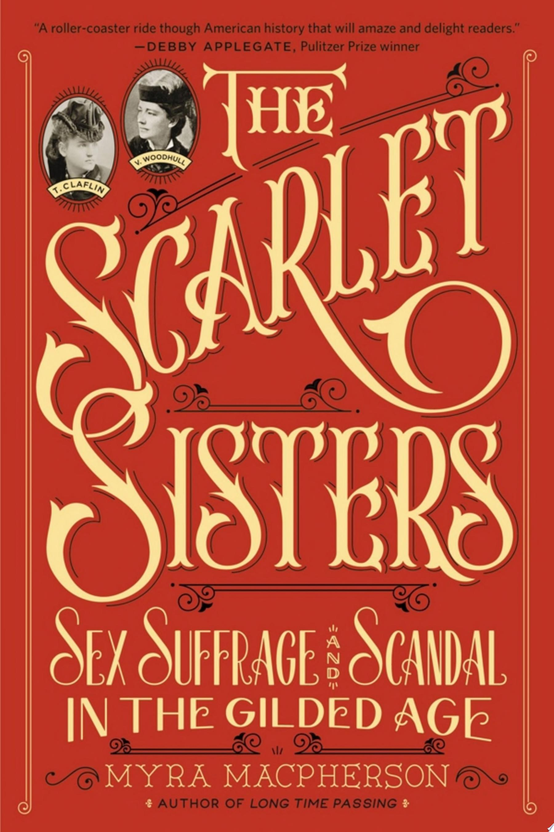 "Cover Image for ""The Scarlet Sisters"""