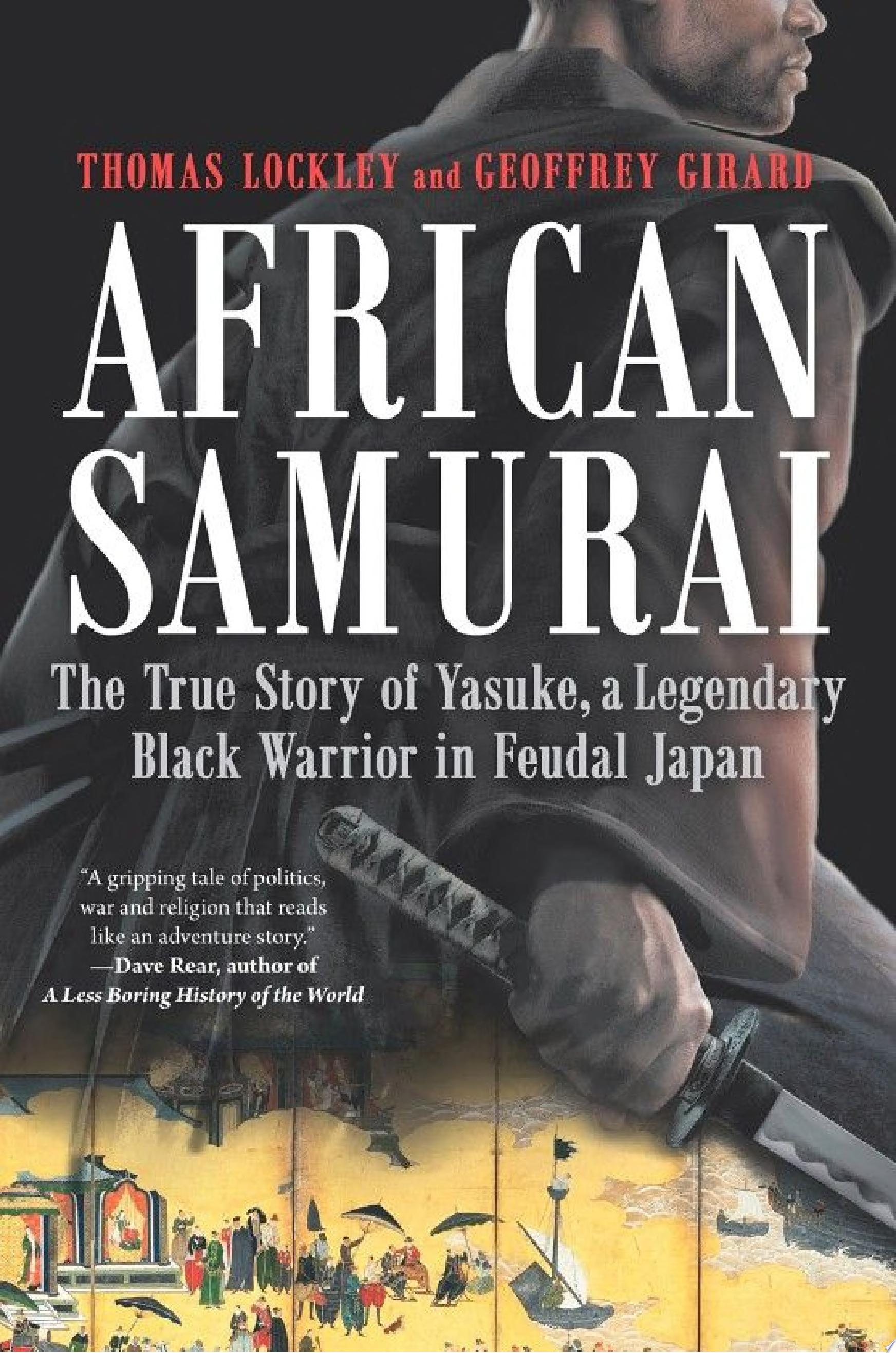 "Cover Image for ""African Samurai"""
