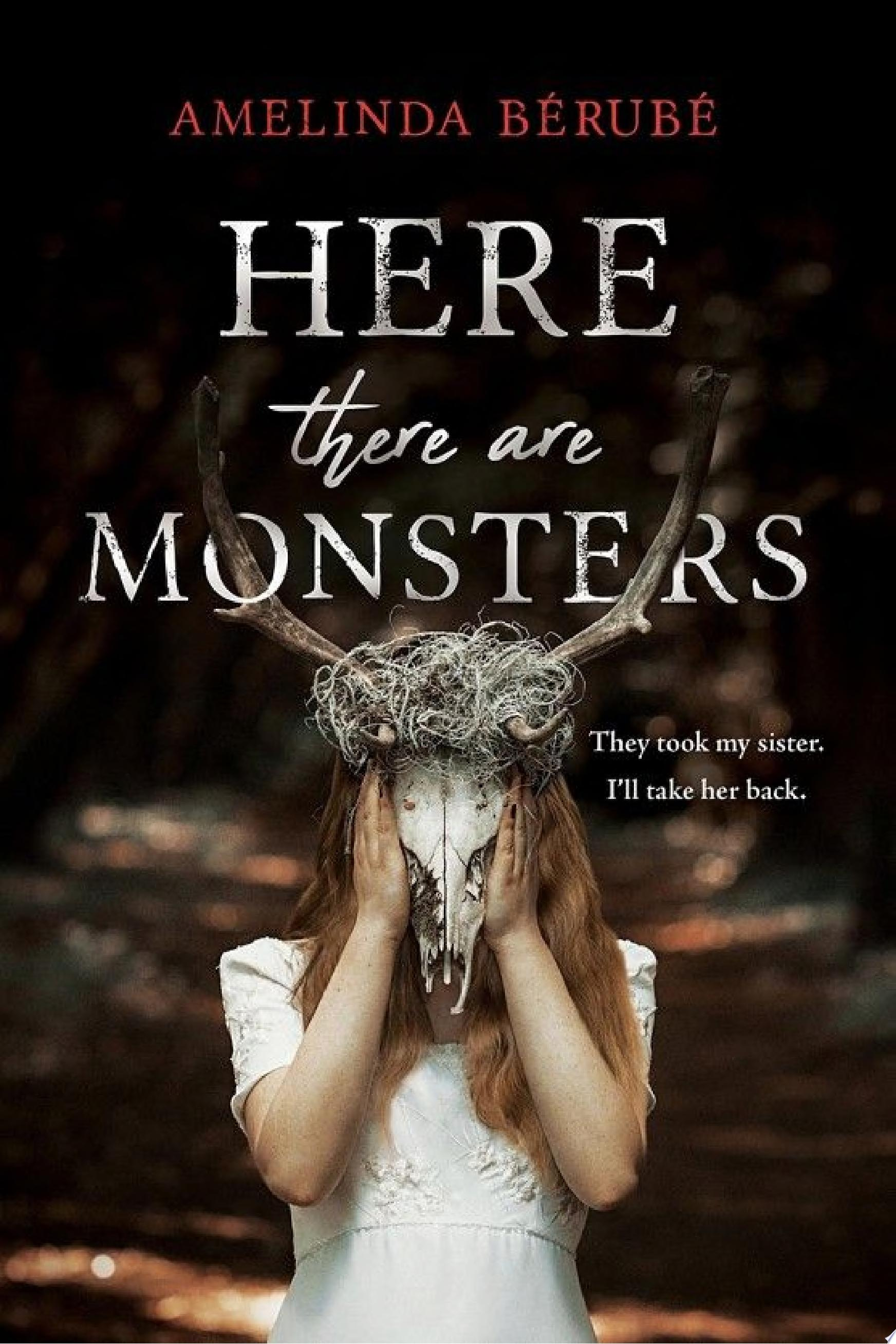 "Image for ""Here There Are Monsters"""