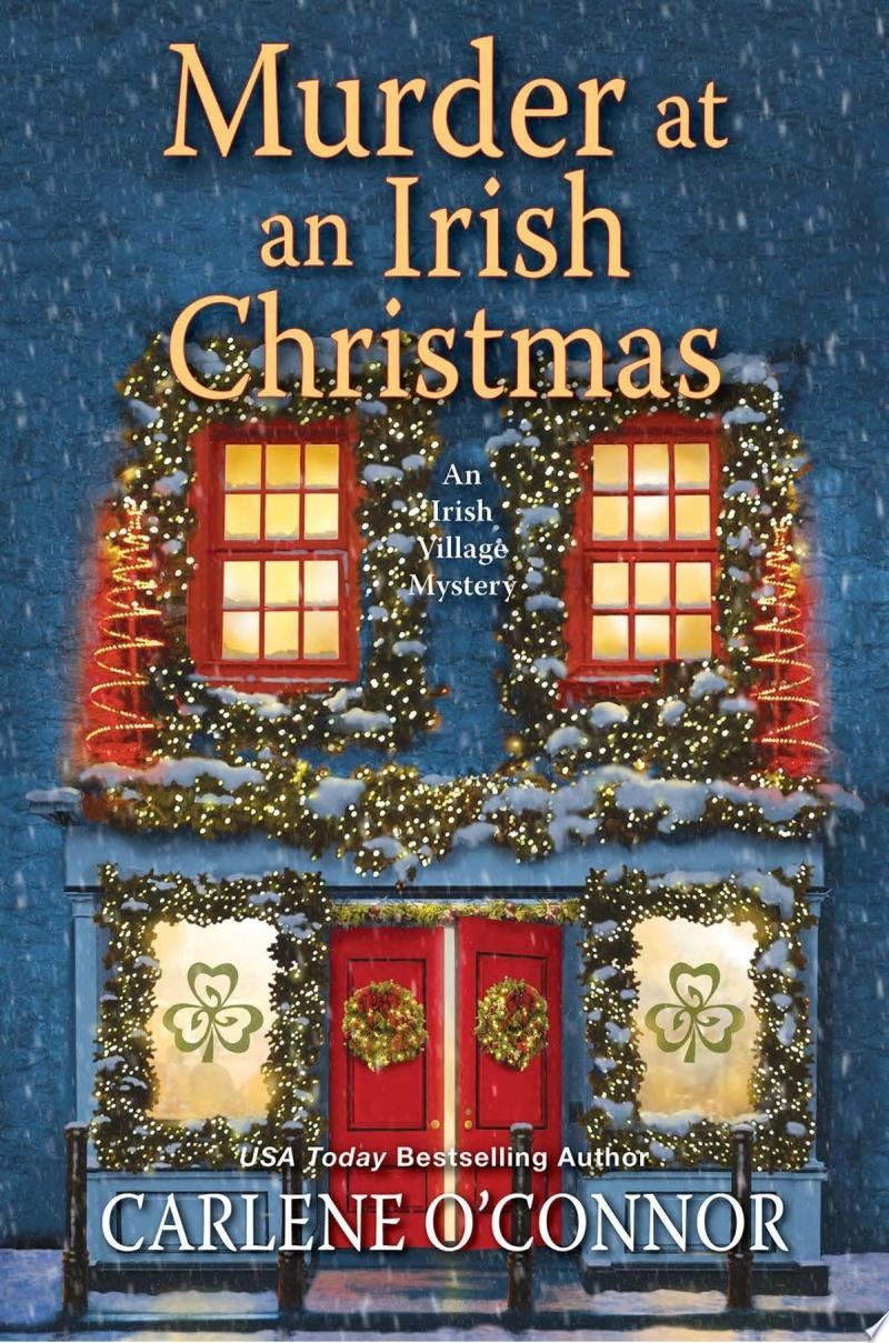 "Image for ""Murder at an Irish Christmas"""