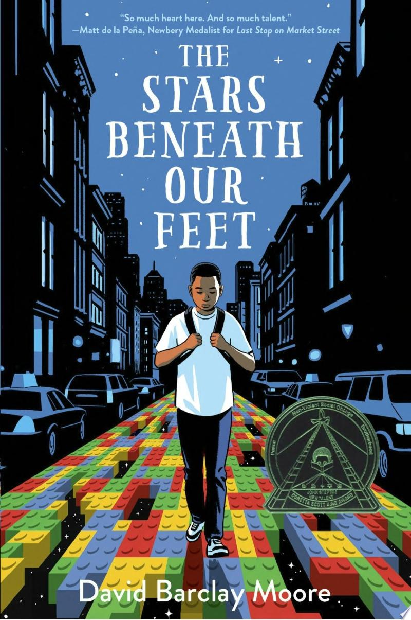 "Image for the book ""The Stars Beneath Our Feet"" David Barclay Moore"