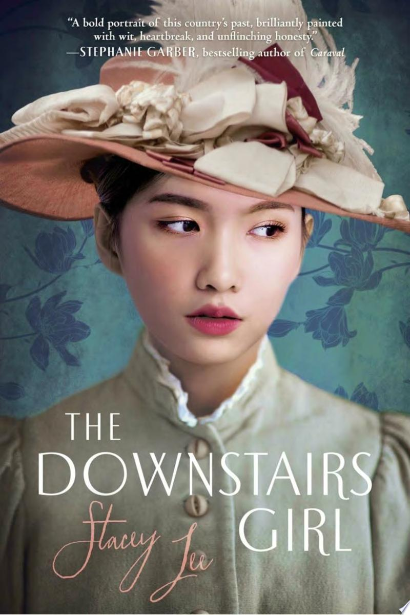 "Cover Image for ""The Downstairs Girl"""