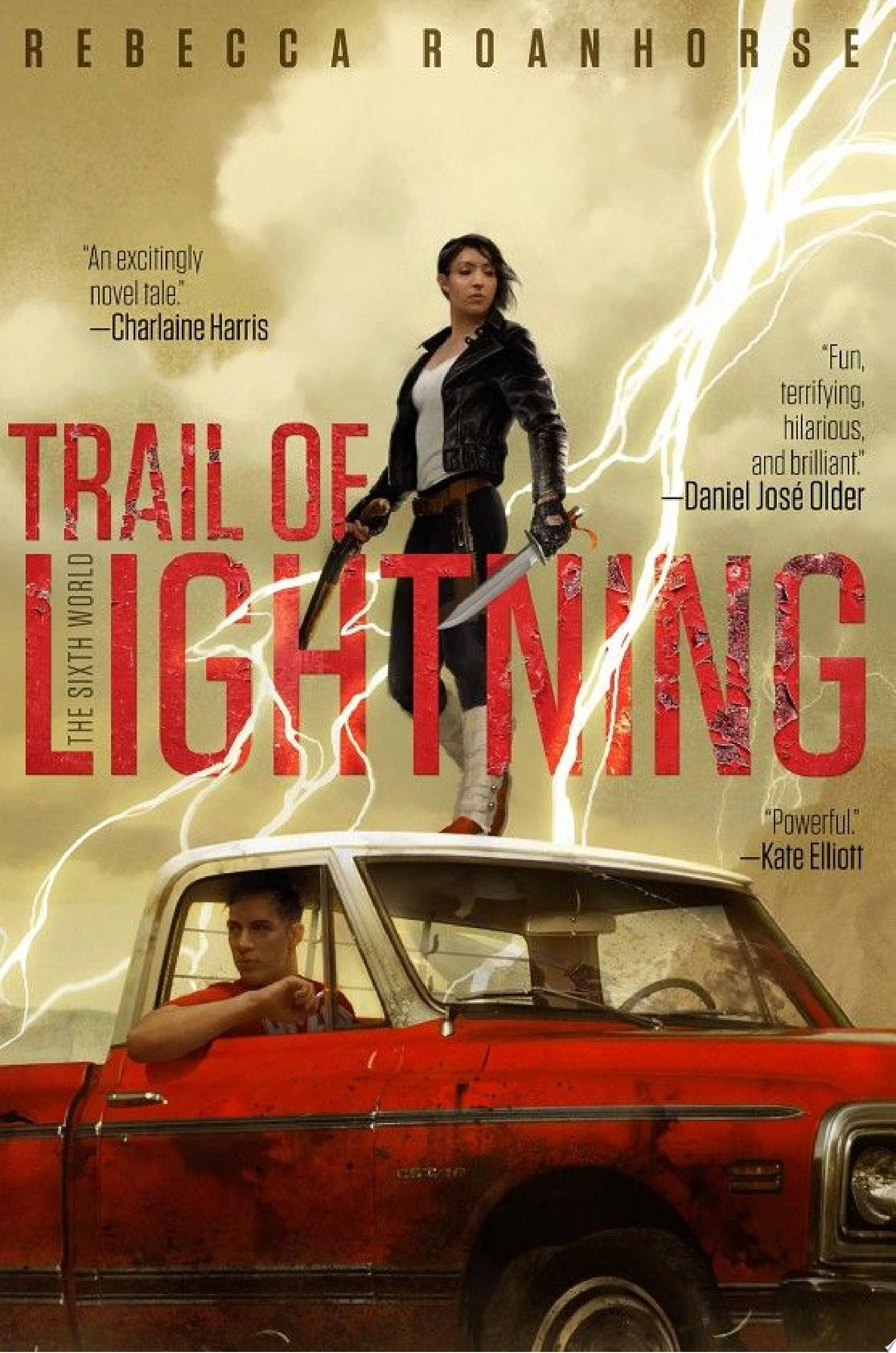 "Image for ""Trail of Lightning"""