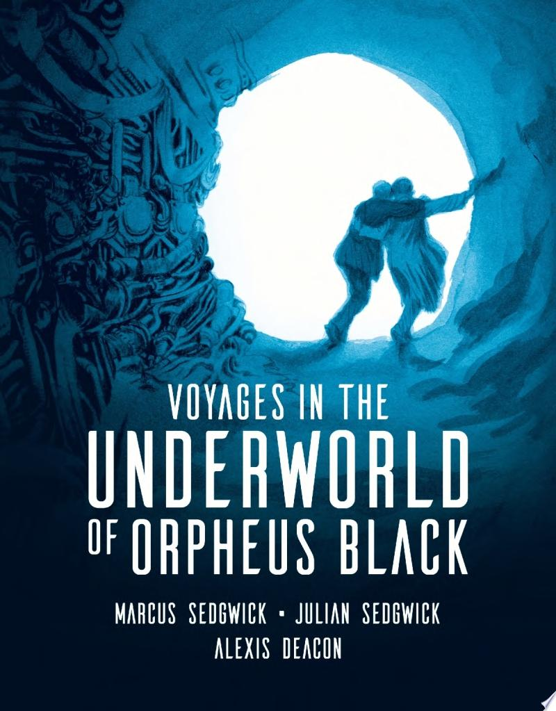 "Image for ""Voyages in the Underworld of Orpheus Black"""