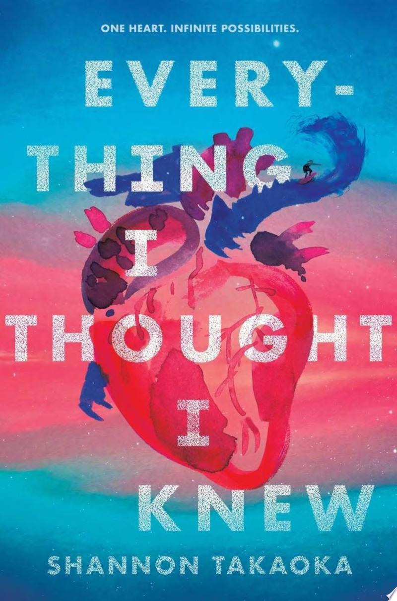 "Image for ""Everything I Thought I Knew"""