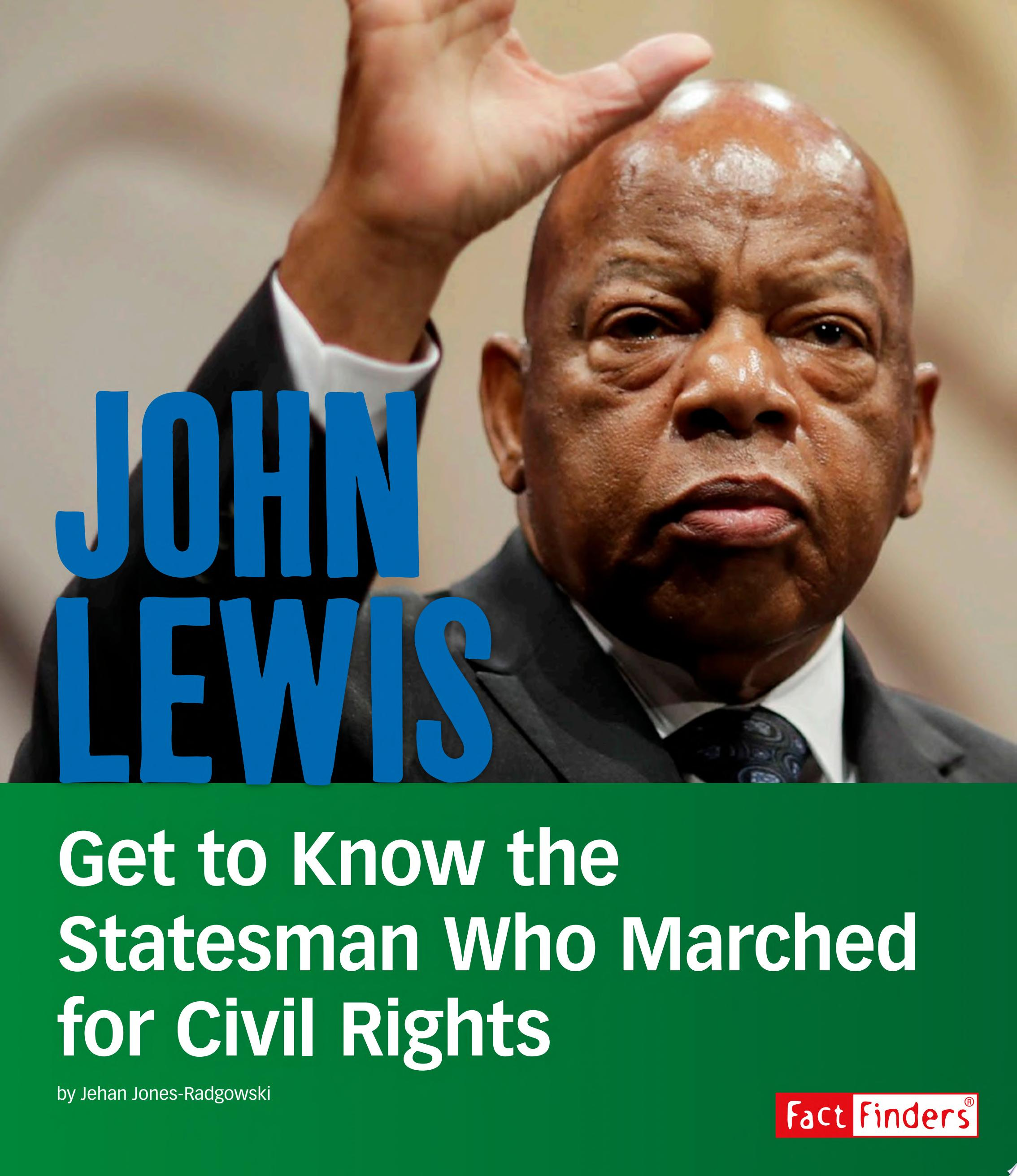 "Cover Image for ""John Lewis"""