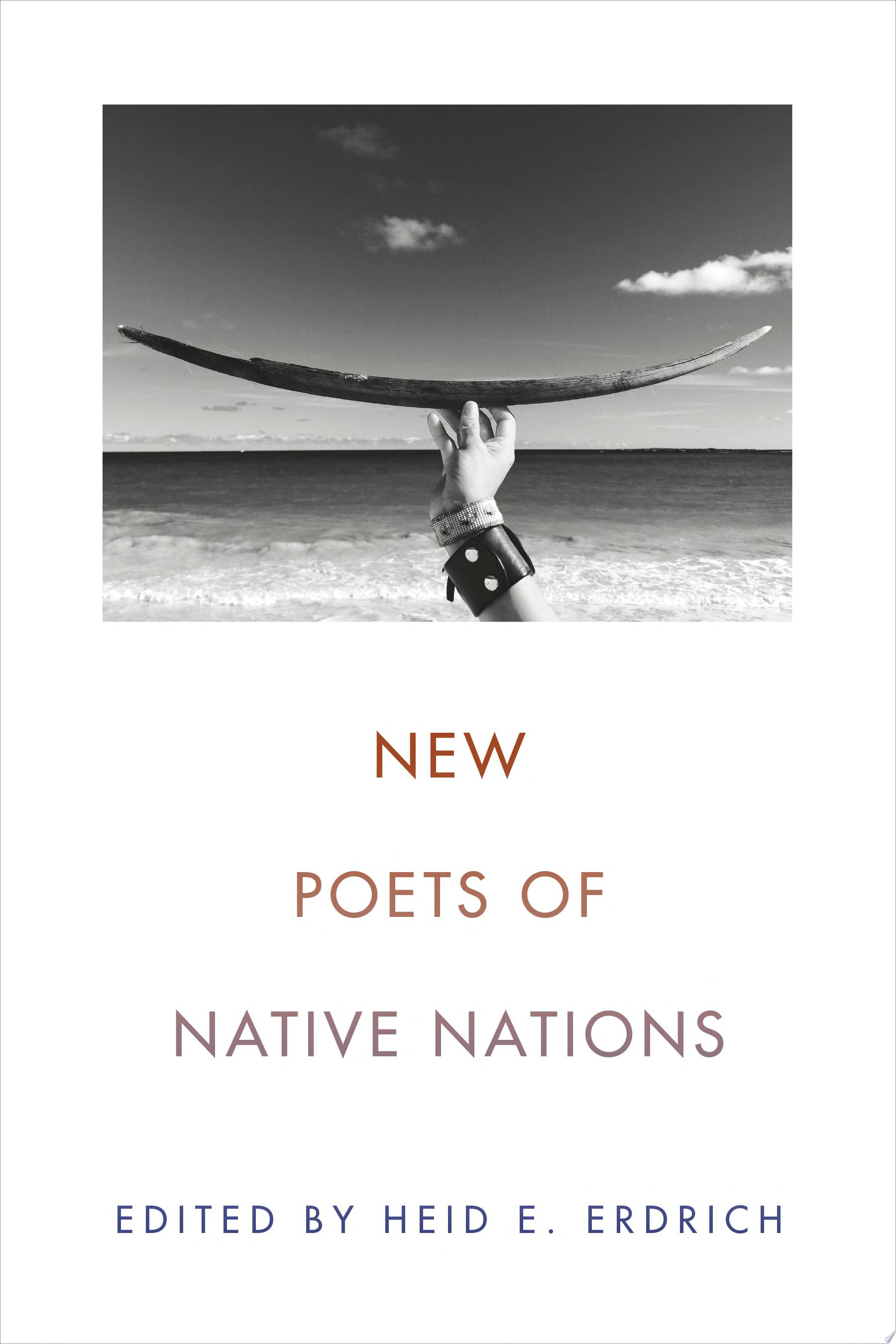 "Image for ""New Poets of Native Nations"""