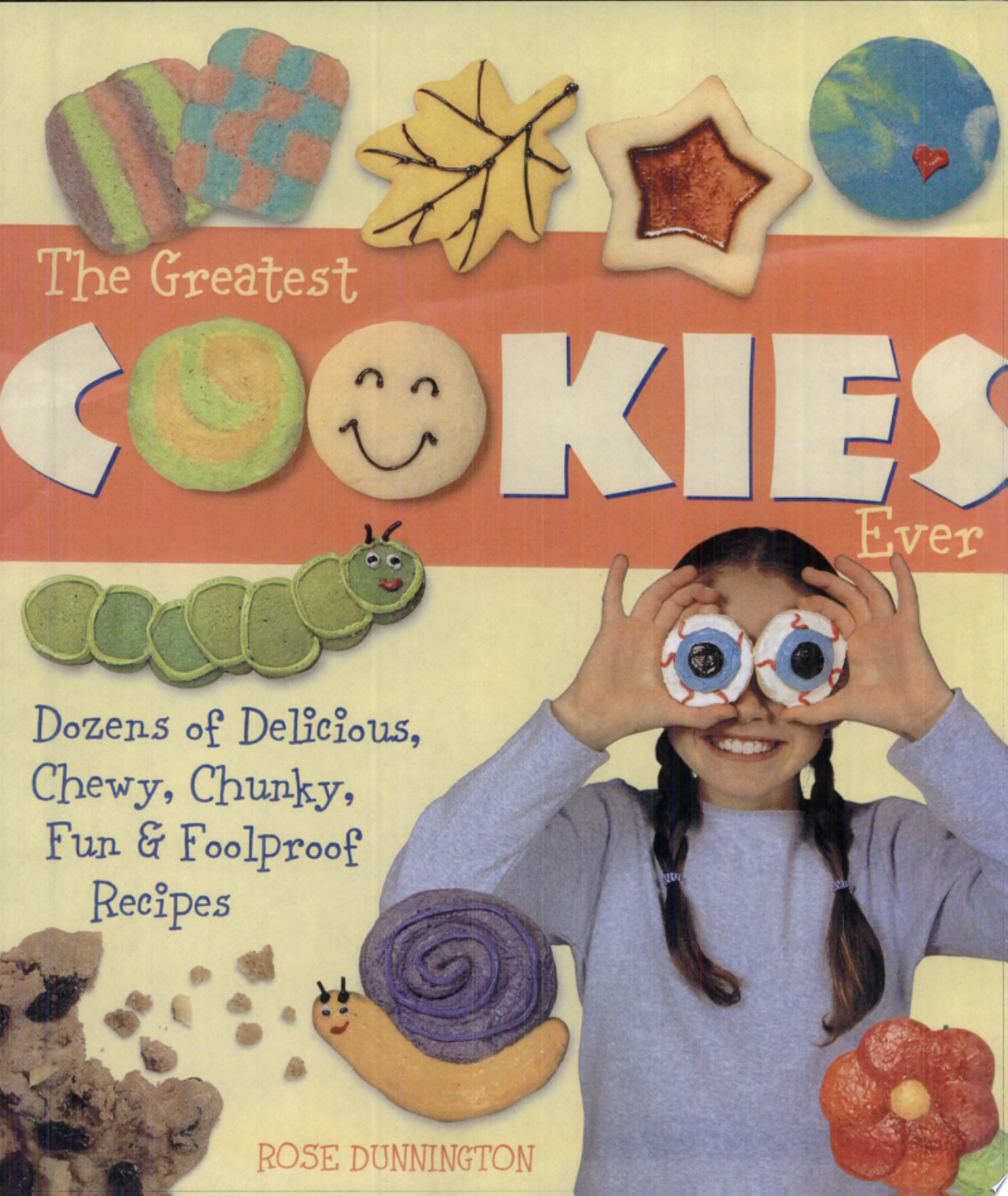 "Image for ""The Greatest Cookies Ever"""