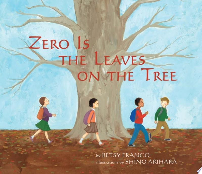 "Image for ""Zero Is the Leaves on the Tree"""