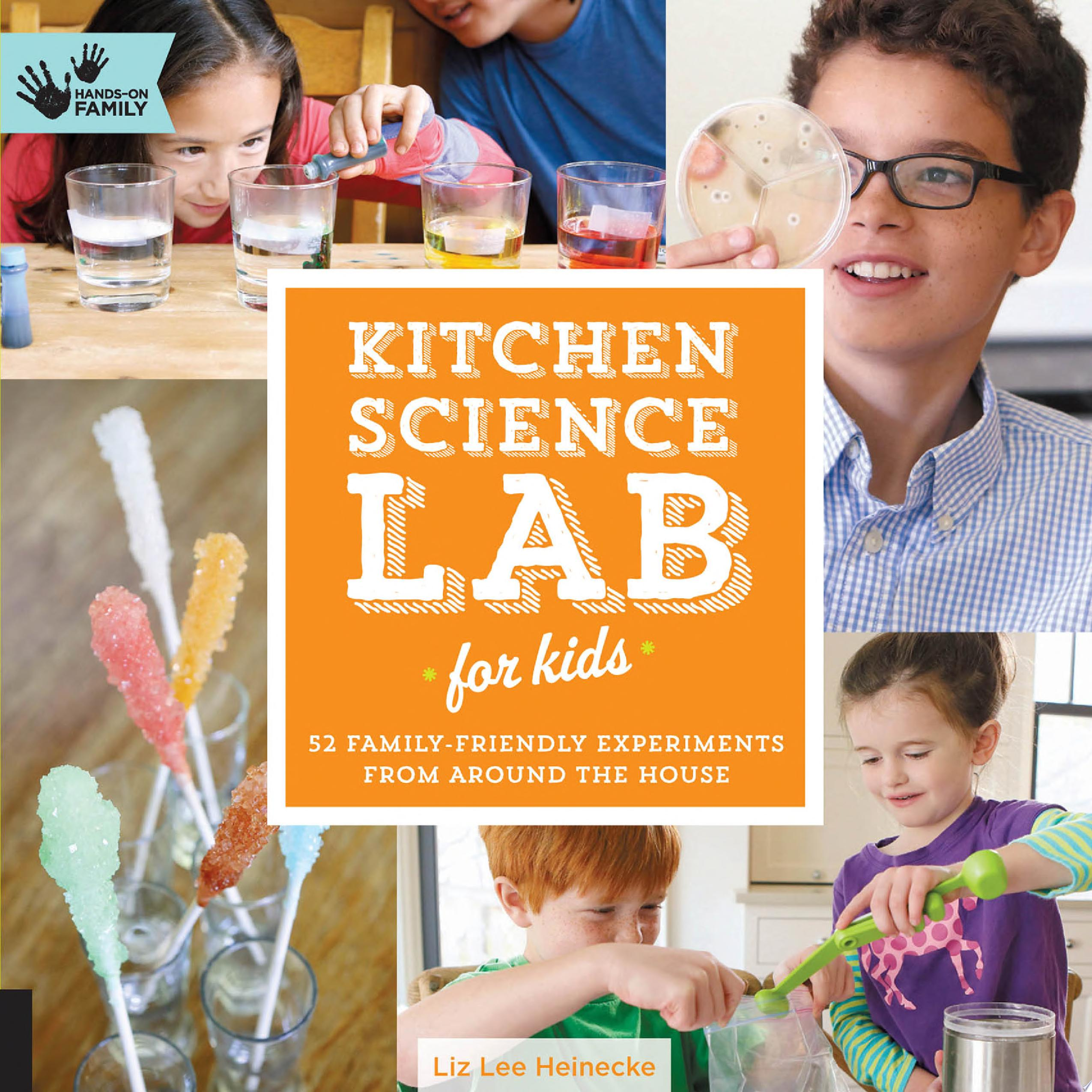 "Image for ""Kitchen Science Lab for Kids"""