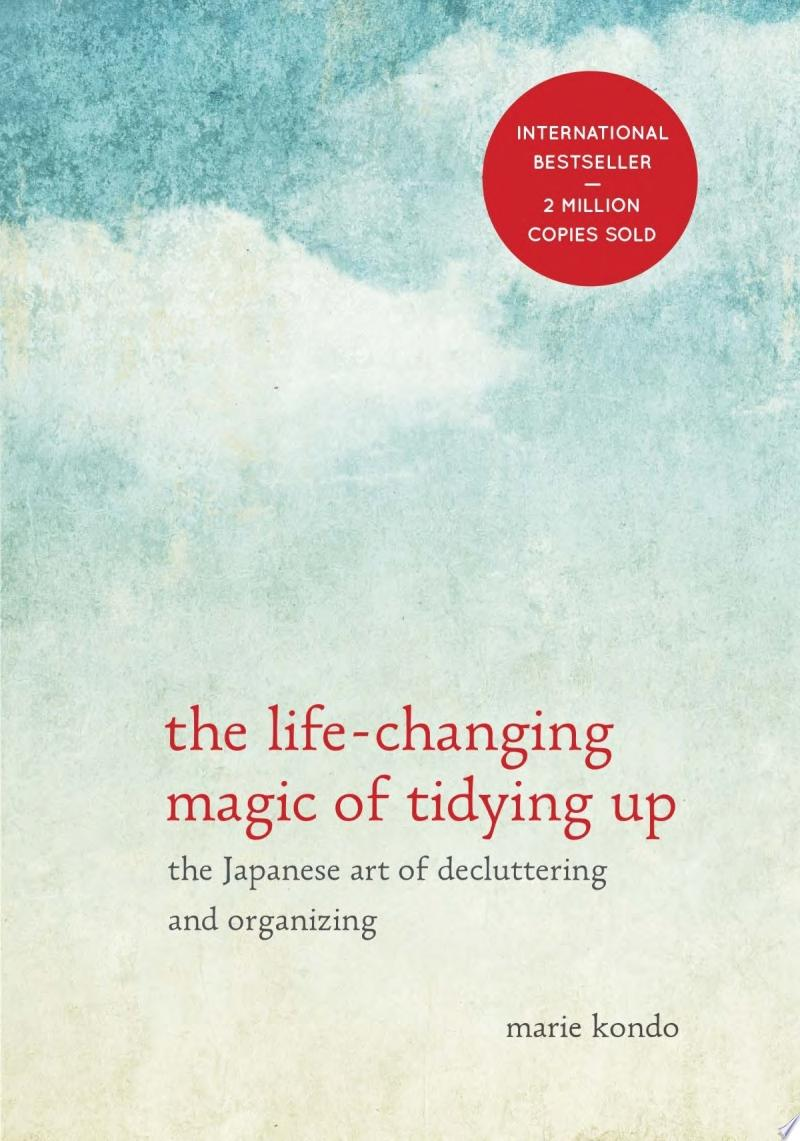 "Image for ""The Life-changing Magic of Tidying Up"""