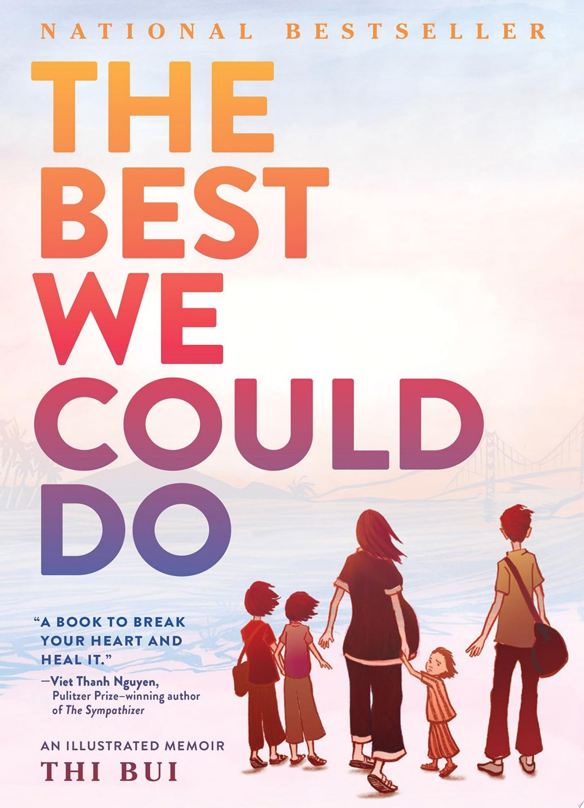 "Cover Image for ""The Best We Could Do"""