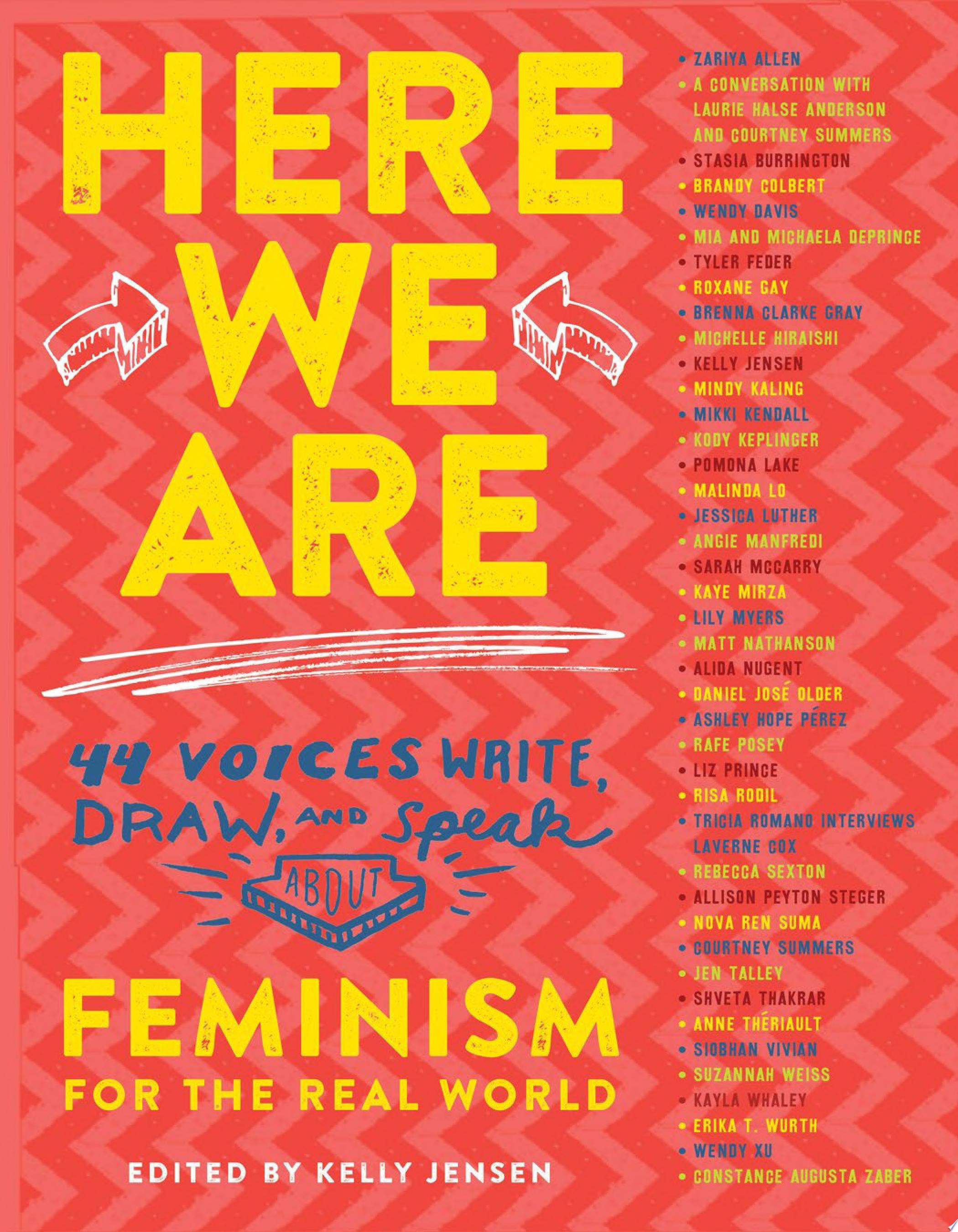"Cover Image for ""Here We Are"""