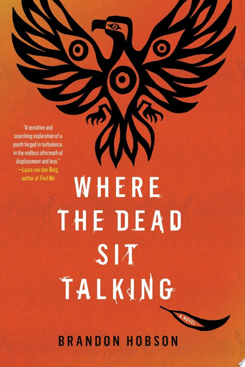 "Cover Image for ""Where the Dead Sit Talking"""