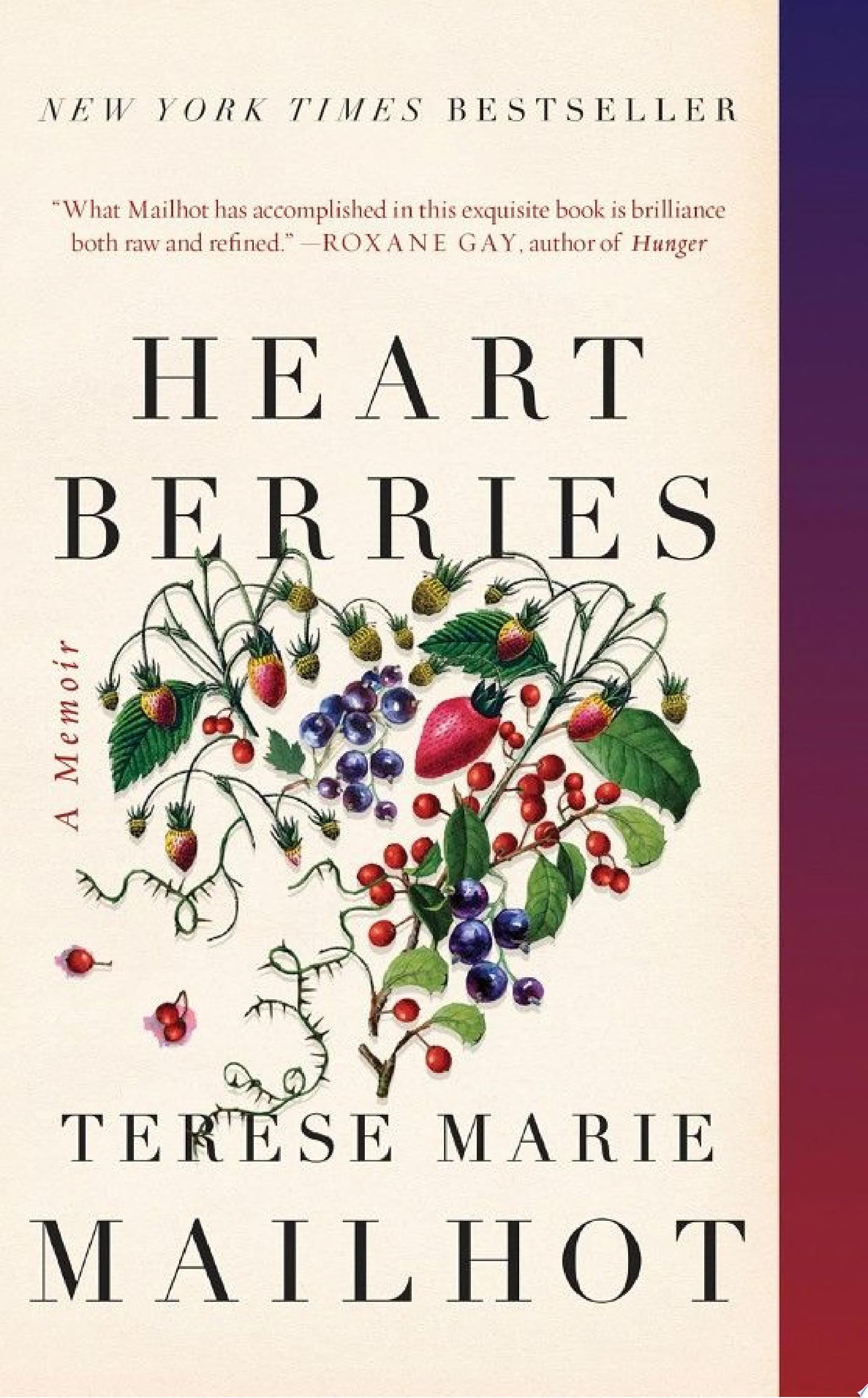 "Cover Image for ""Heart Berries"""