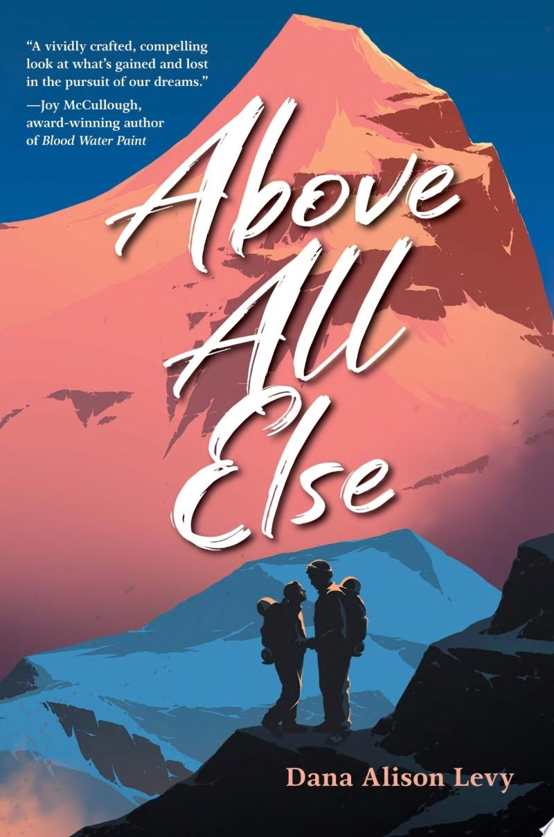 "Image for ""Above All Else"""