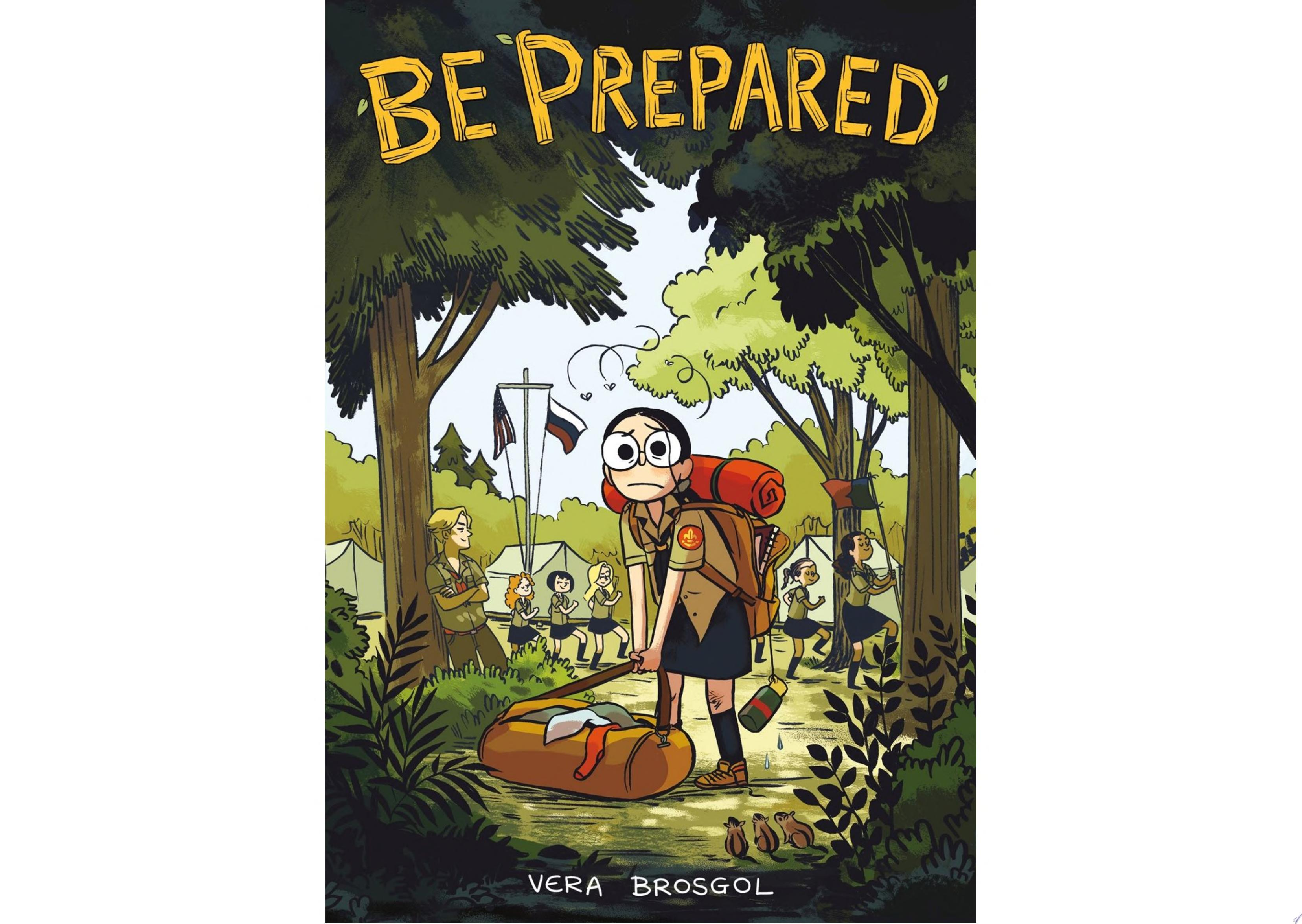 "Image for ""Be Prepared"""