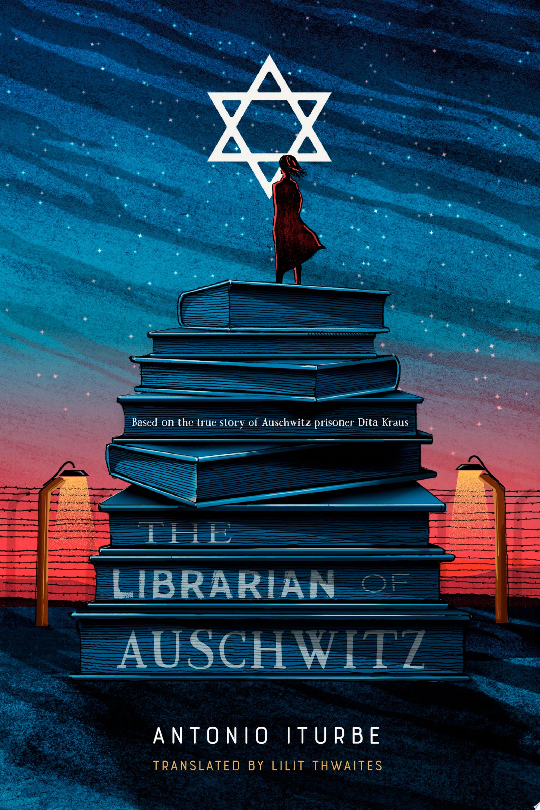 "Image for ""The Librarian of Auschwitz"""