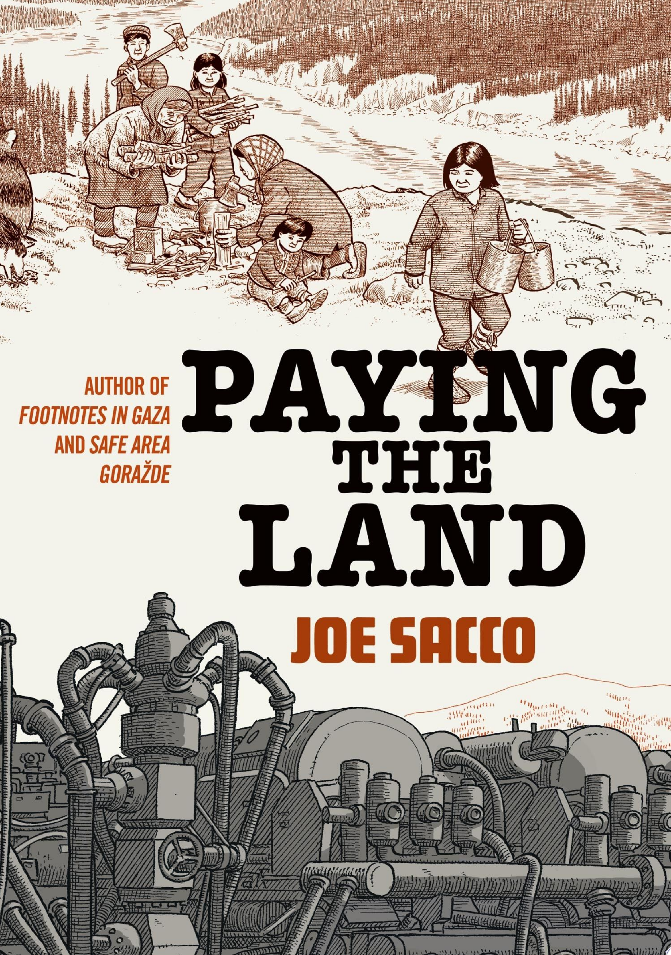 "Image for ""Paying the Land"""