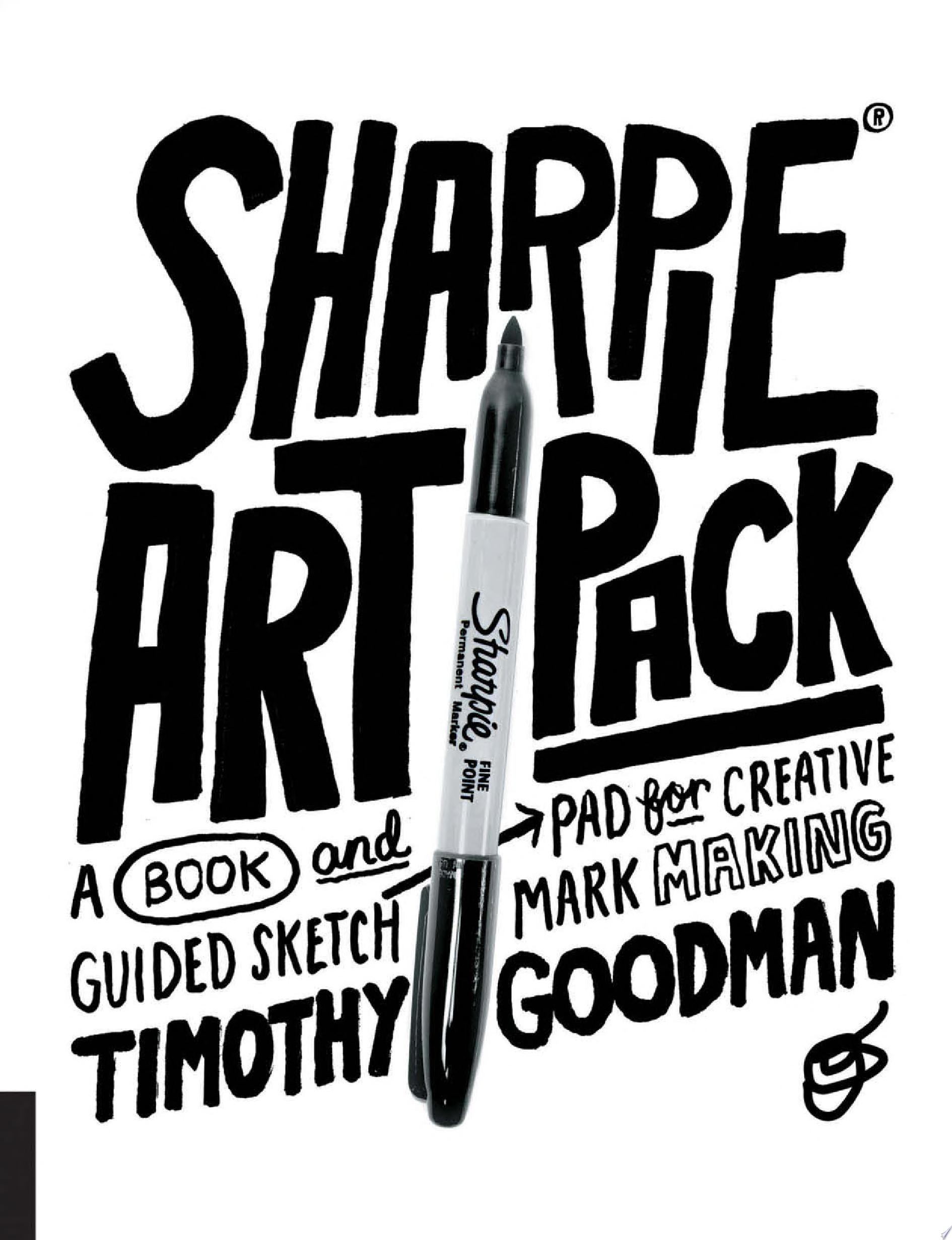 "Image for ""Sharpie Art Pack"""
