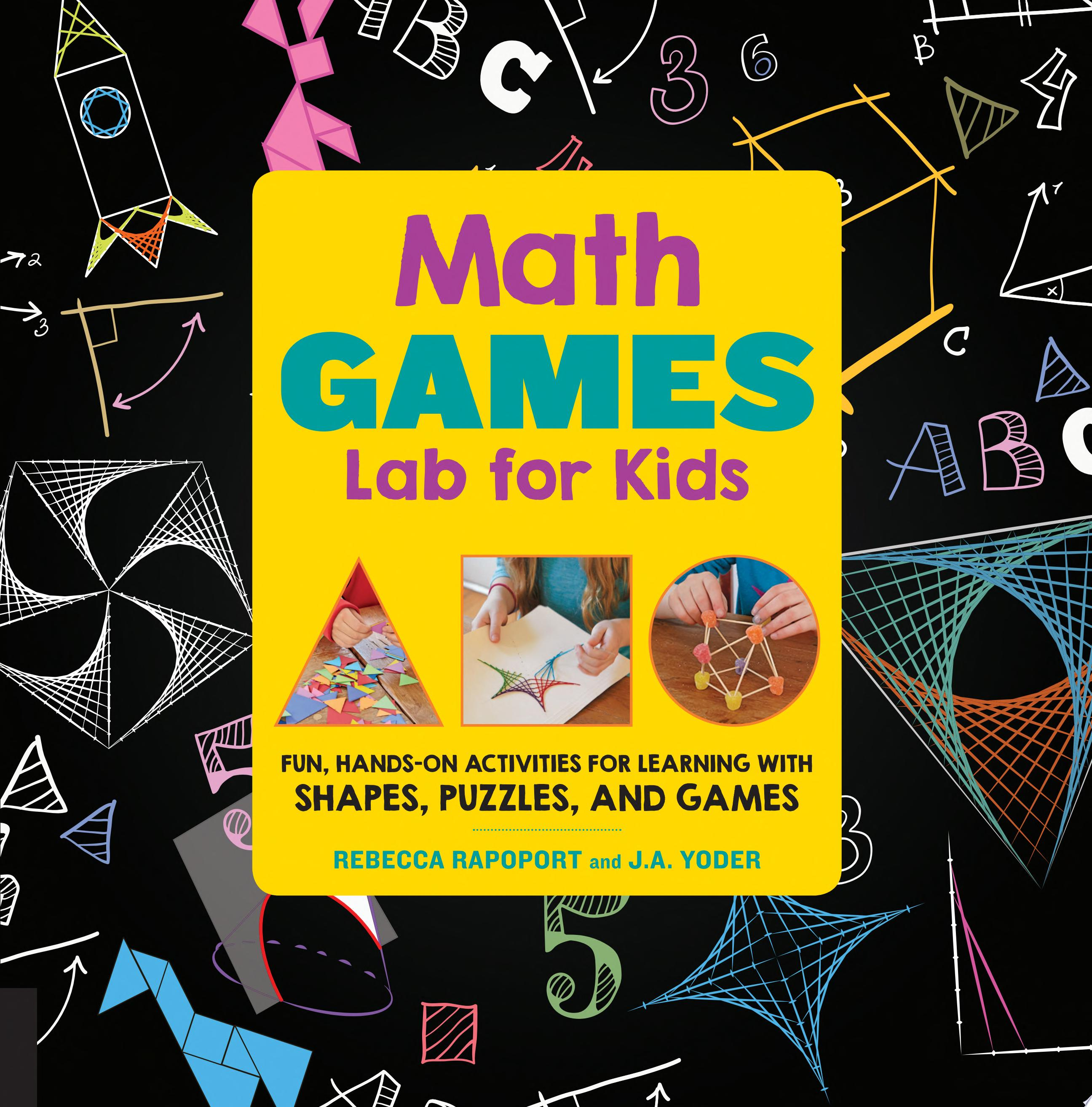 "Image for ""Math Games Lab for Kids"""