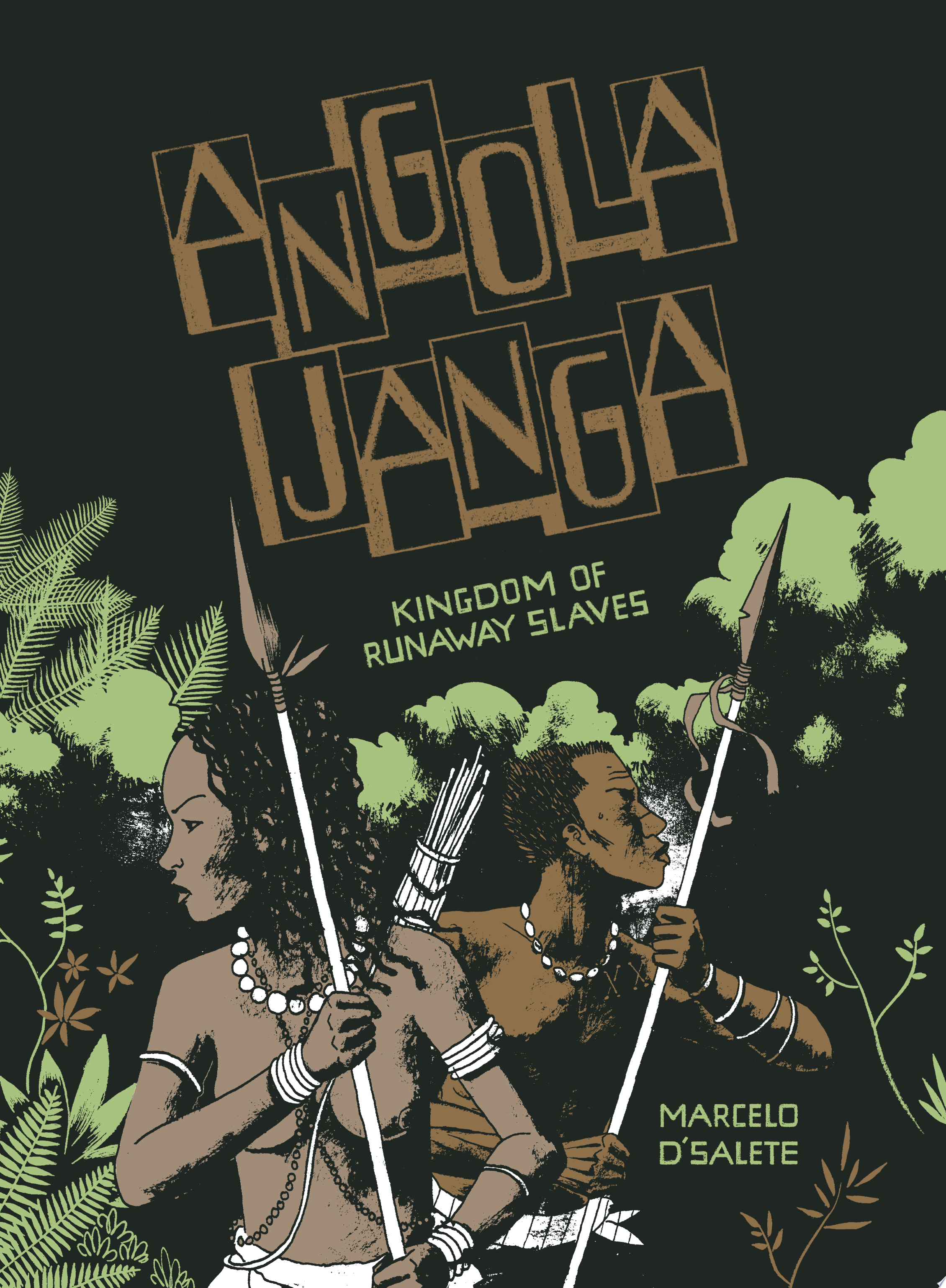 "Image for ""Angola Janga"""