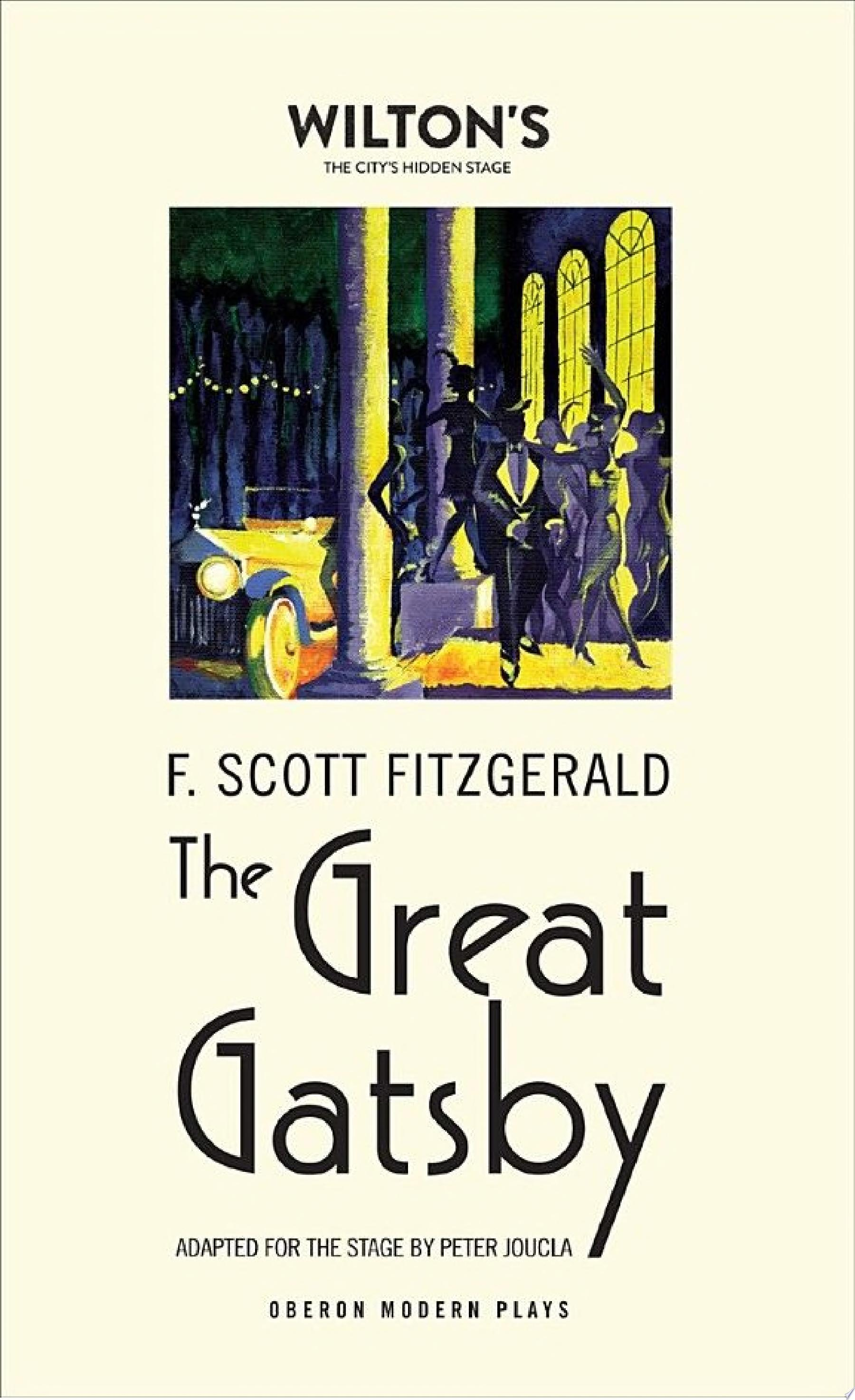"Image for ""The Great Gatsby"""