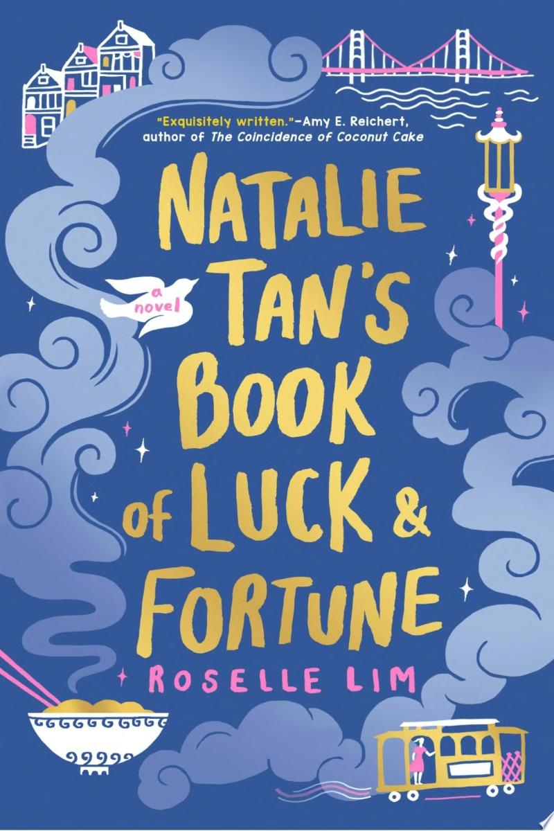 "Cover Image for ""Natalie Tan's Book of Luck and Fortune"""
