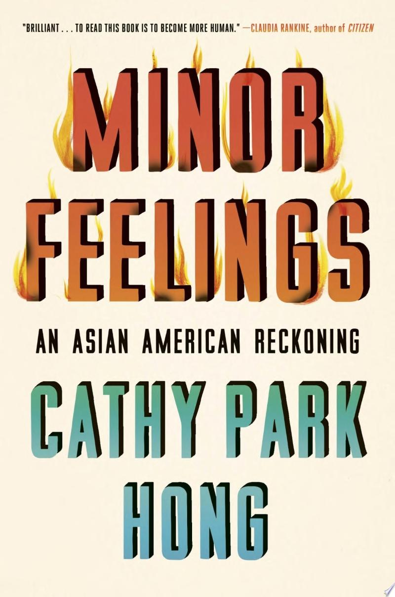 "Cover Image for ""Minor Feelings"""