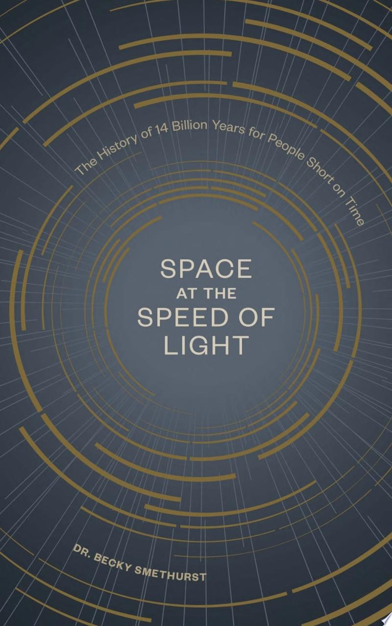 "Image for ""Space at the Speed of Light"""