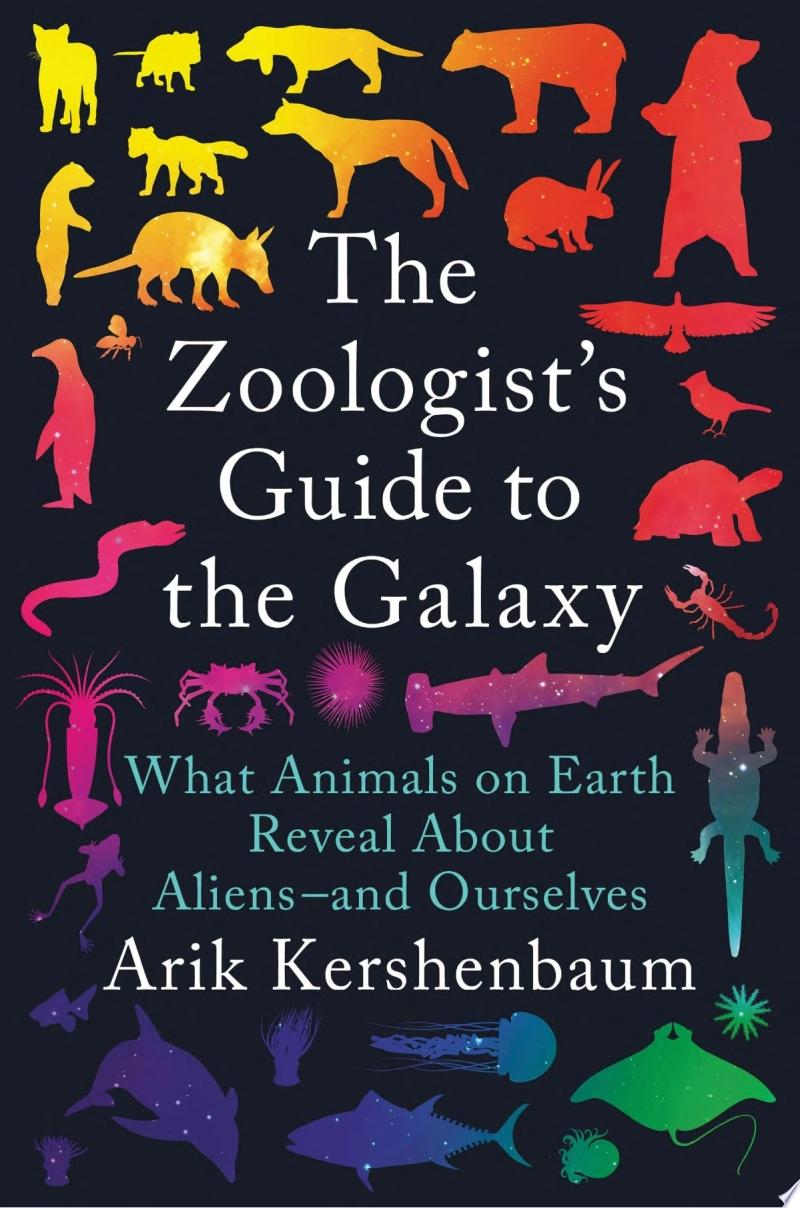 "Image for ""The Zoologist's Guide to the Galaxy"""