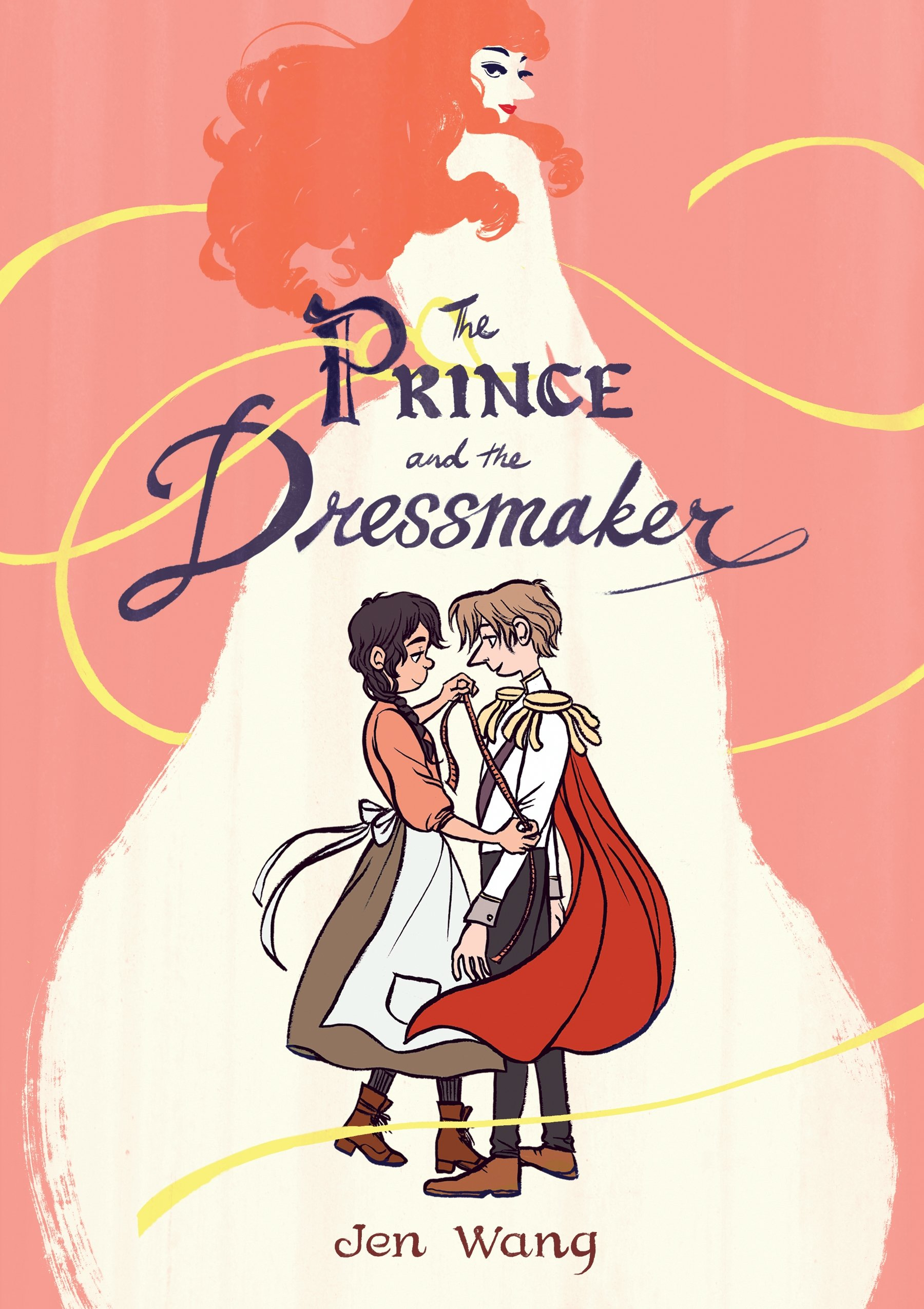"Image for ""The Prince and the Dressmaker"""